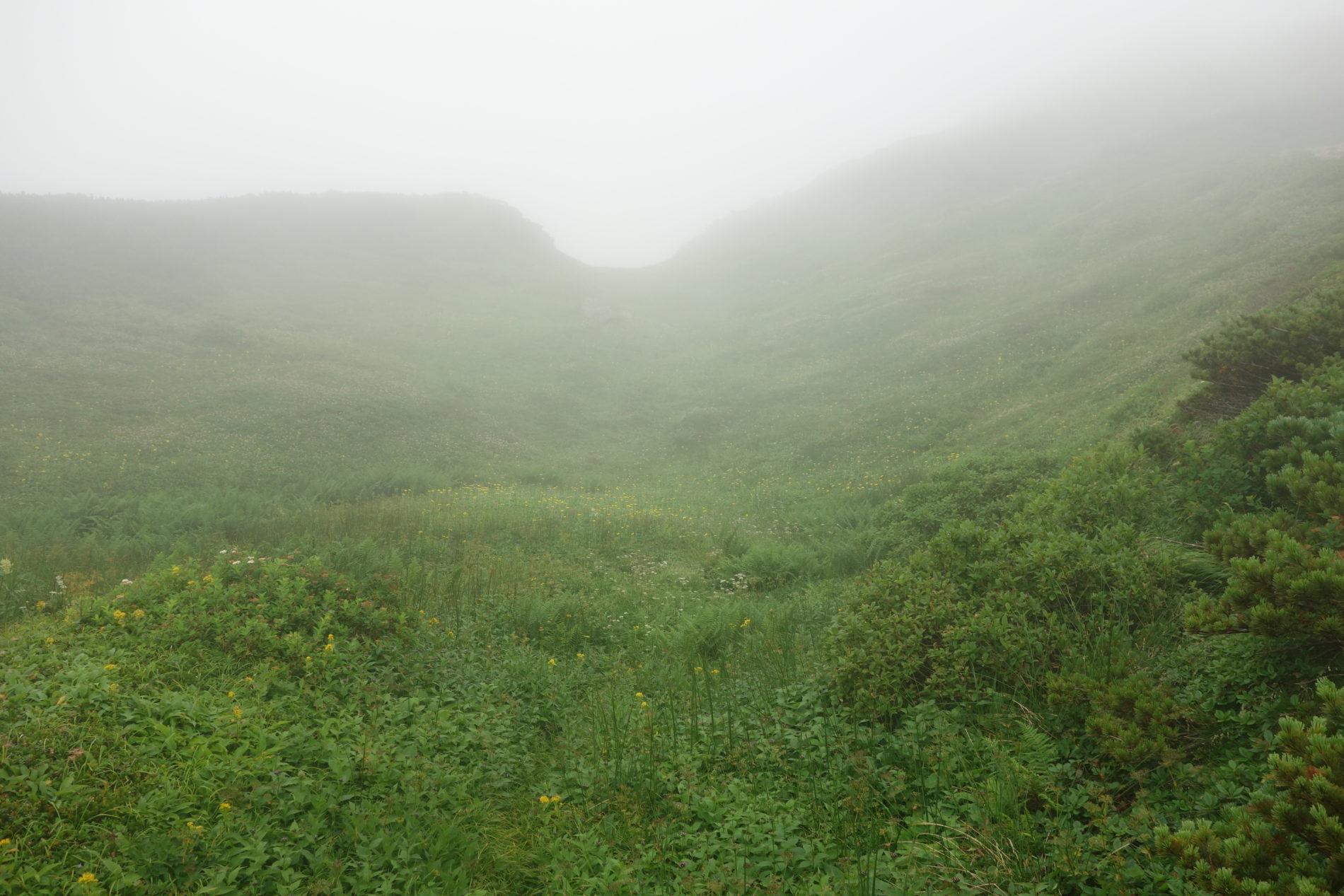 上富良野岳〜富良野岳 山頂
