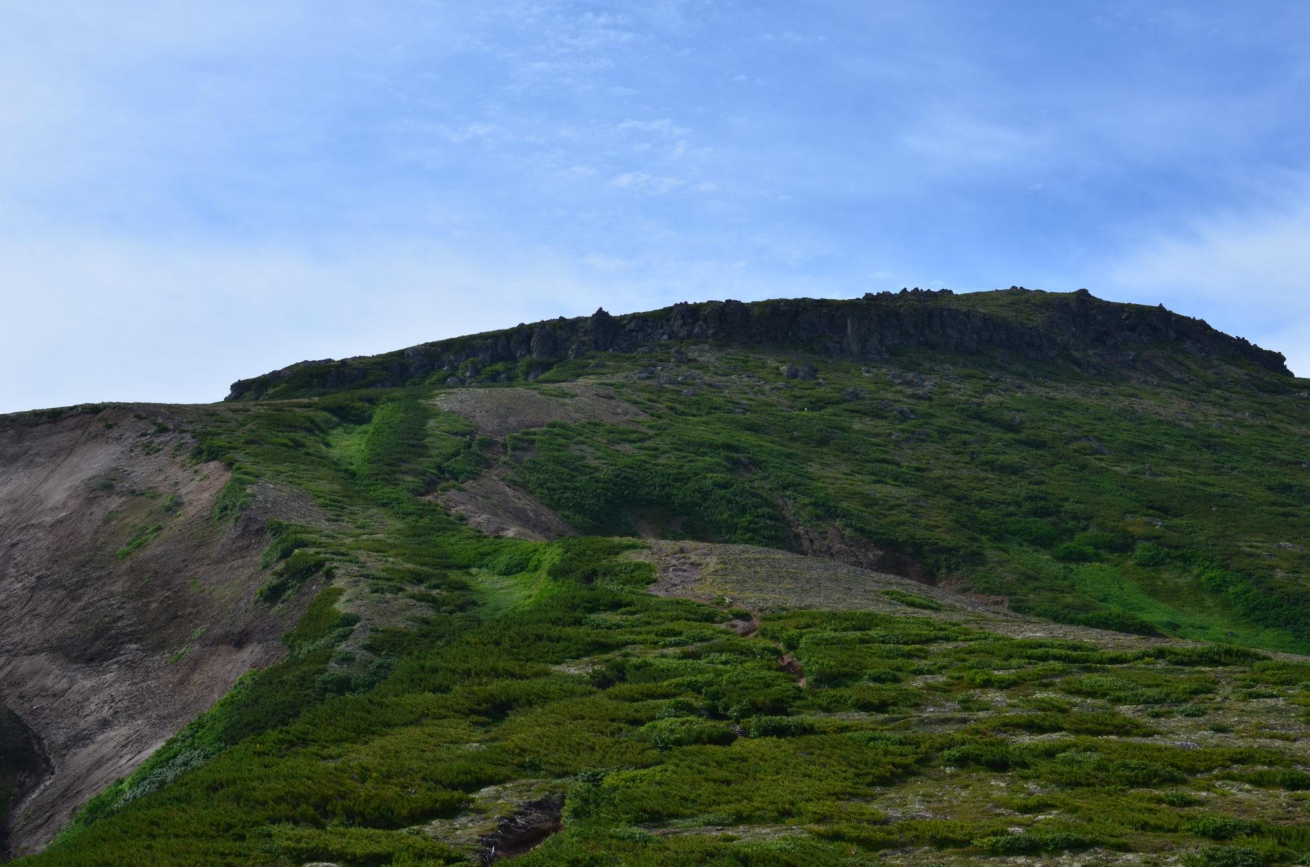 大雪山 黒岳〜北海岳