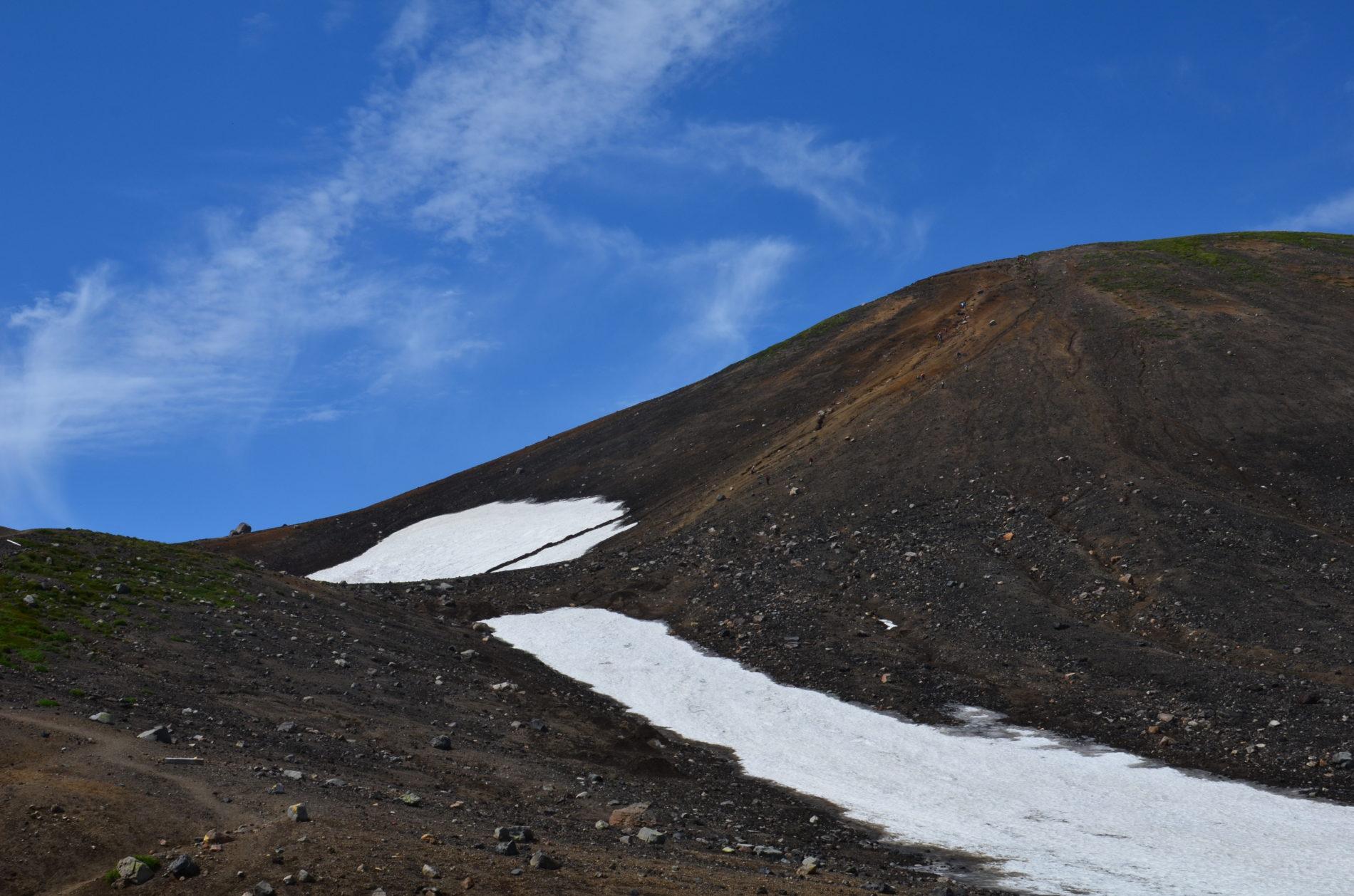 大雪山 北海岳〜旭岳