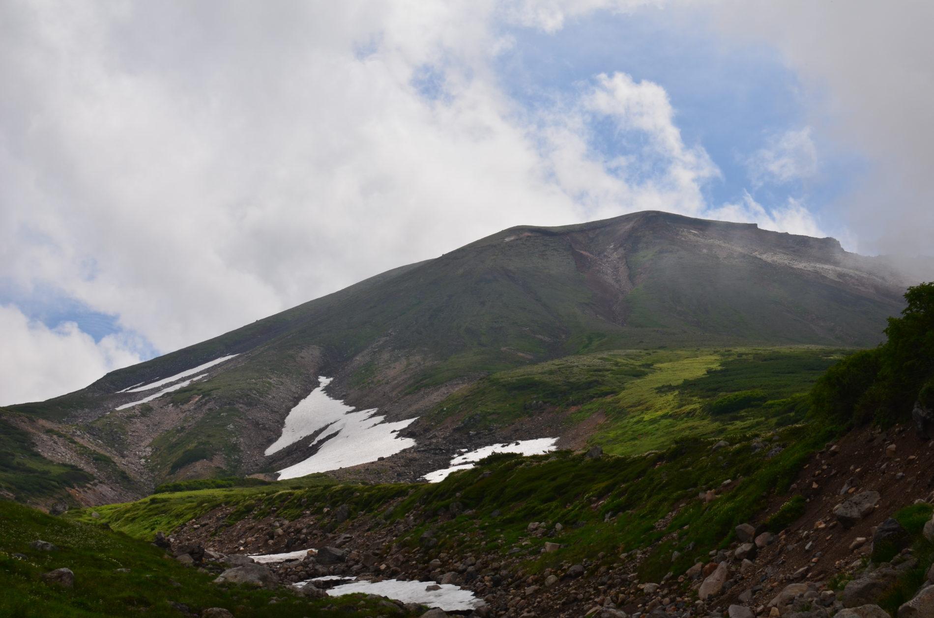 大雪山 旭岳ロープウェイ〜黒岳ロープウェイ