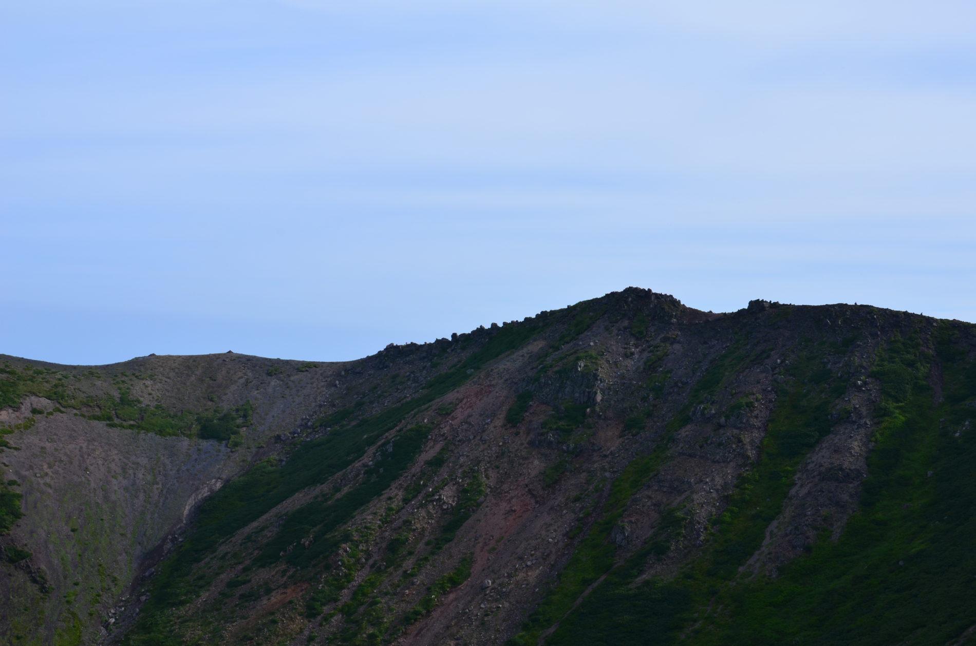 羊蹄山 8合目〜山頂