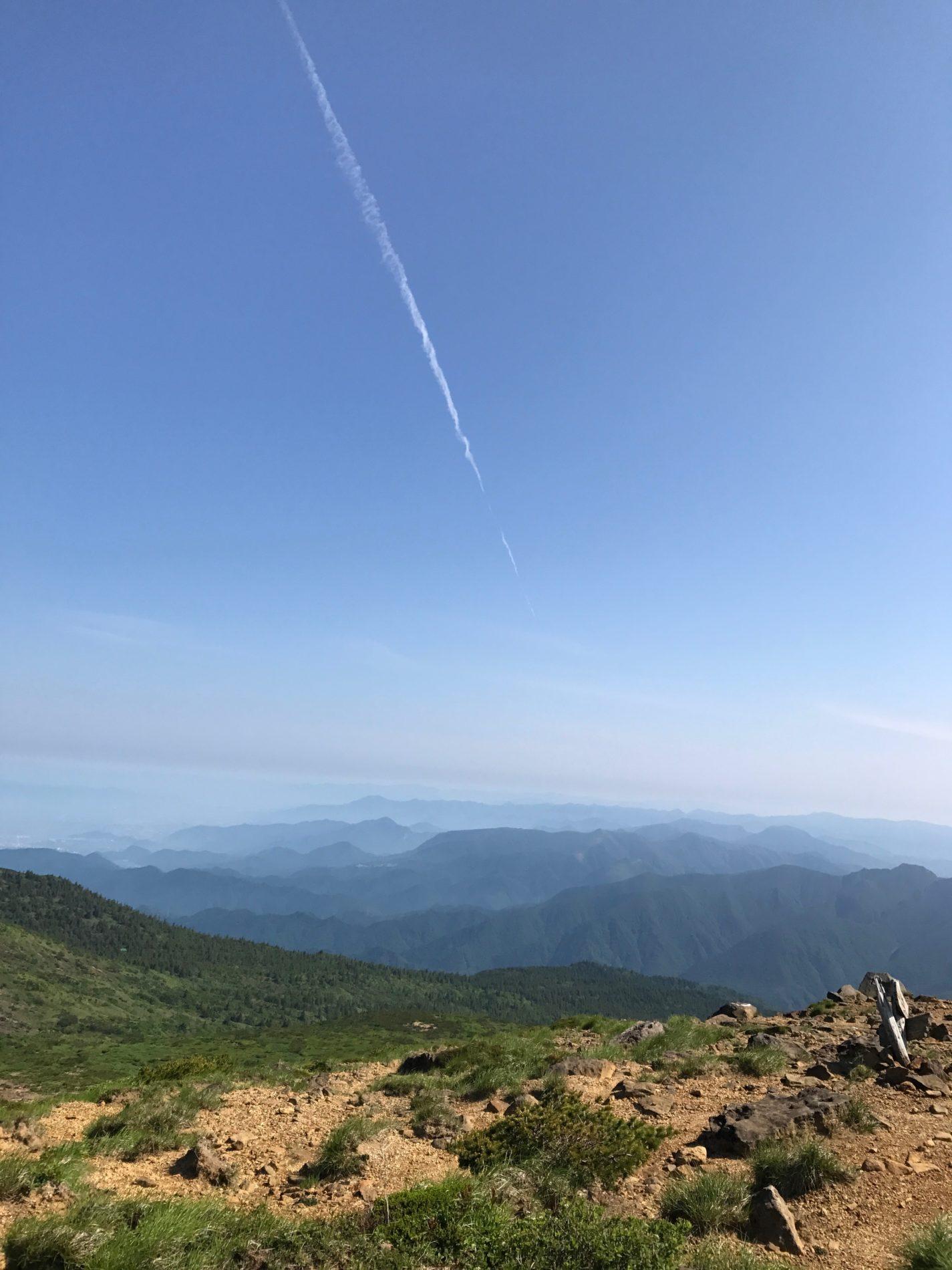 蔵王山 刈田岳〜熊野岳