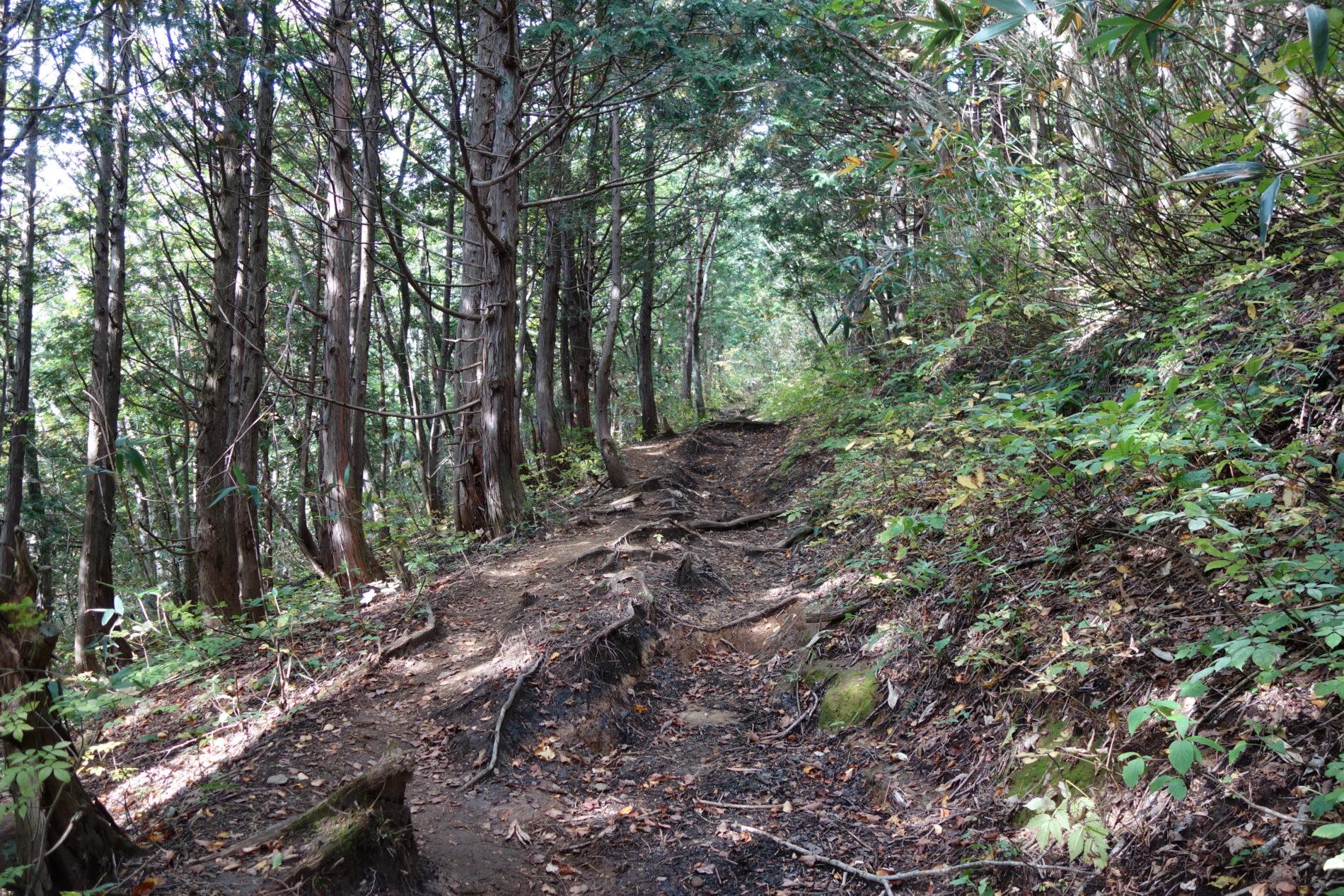 安達太良山 登山口