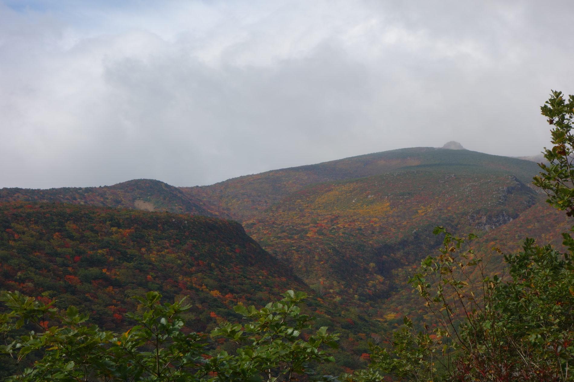 安達太良山 登山口〜くろがね小屋