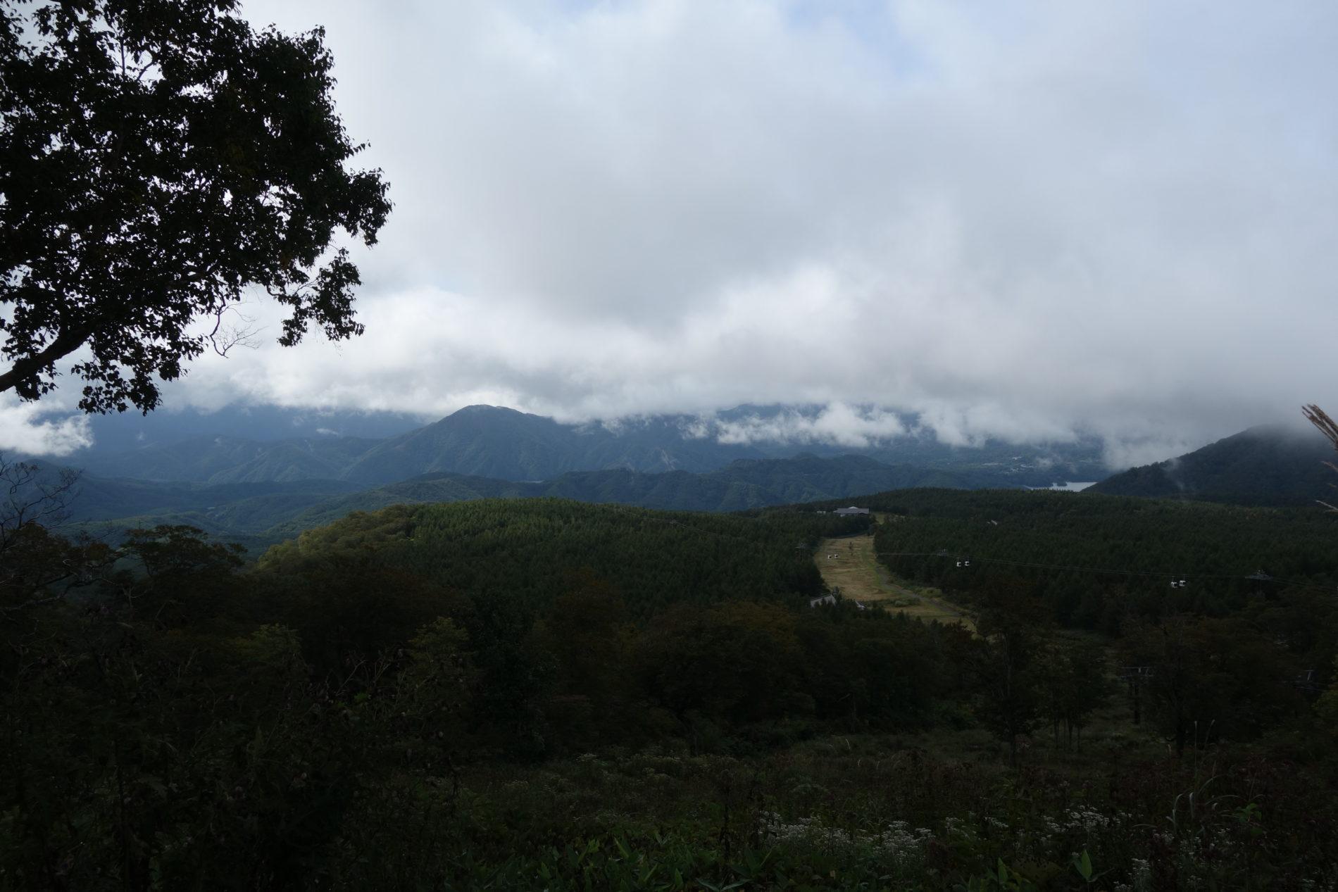 西吾妻山 登山口