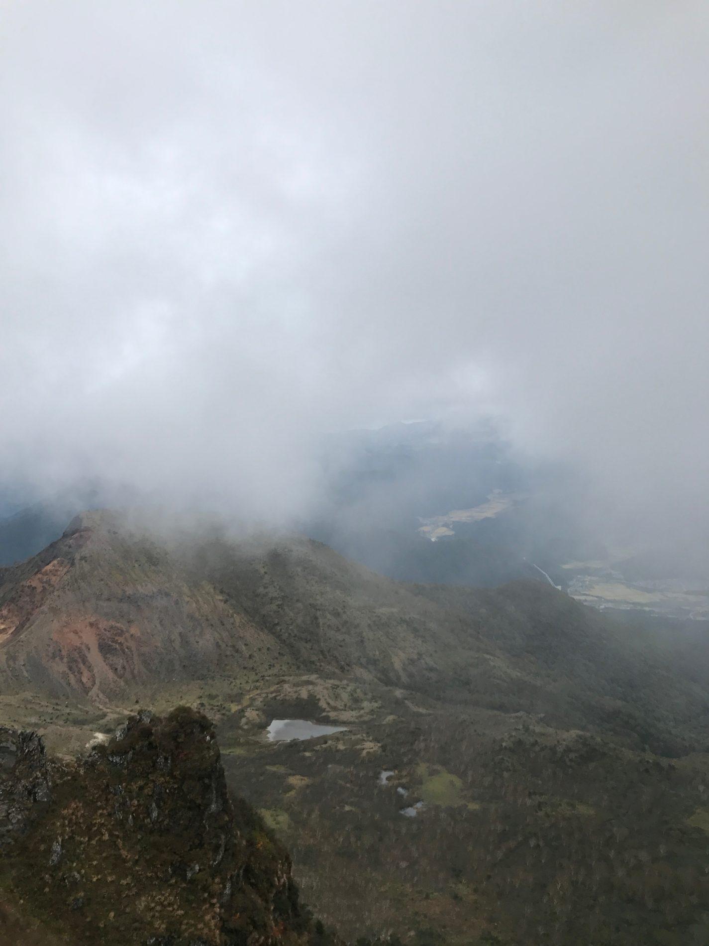 磐梯山 猪苗代登山口