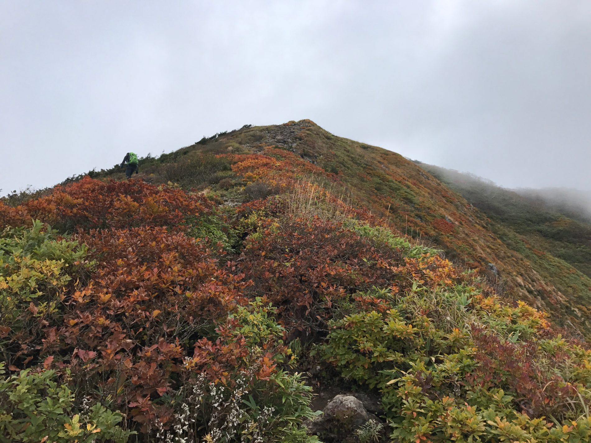 磐梯山 翁島登山口