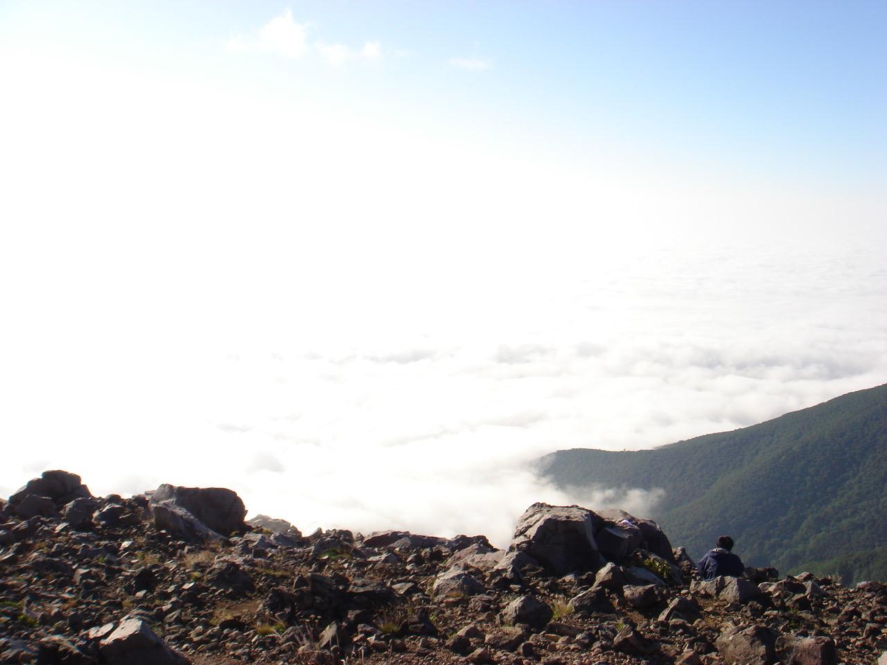 那須岳 登山口〜茶臼岳