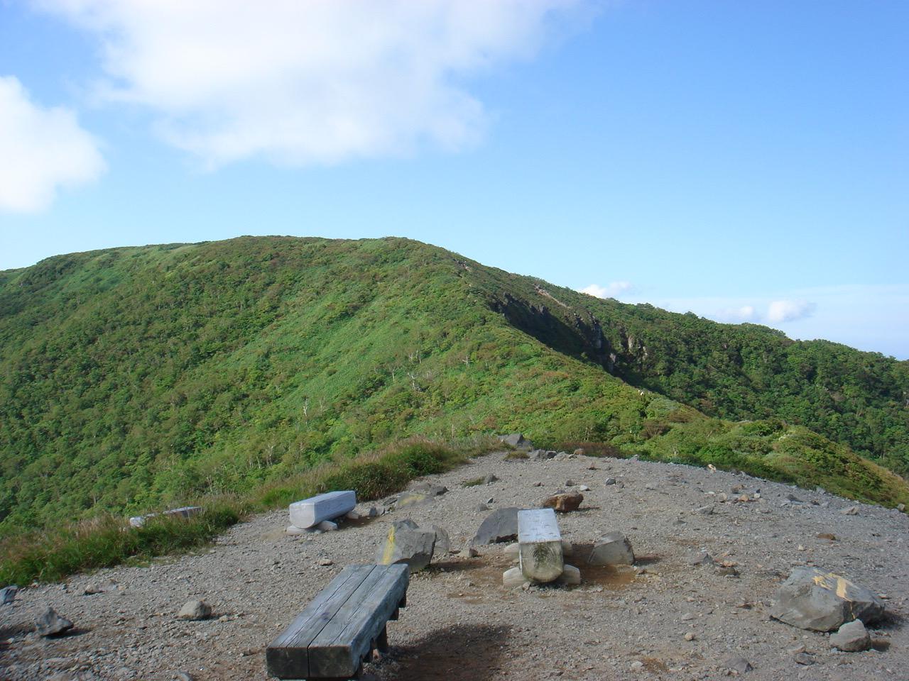那須岳 茶臼岳〜南月山