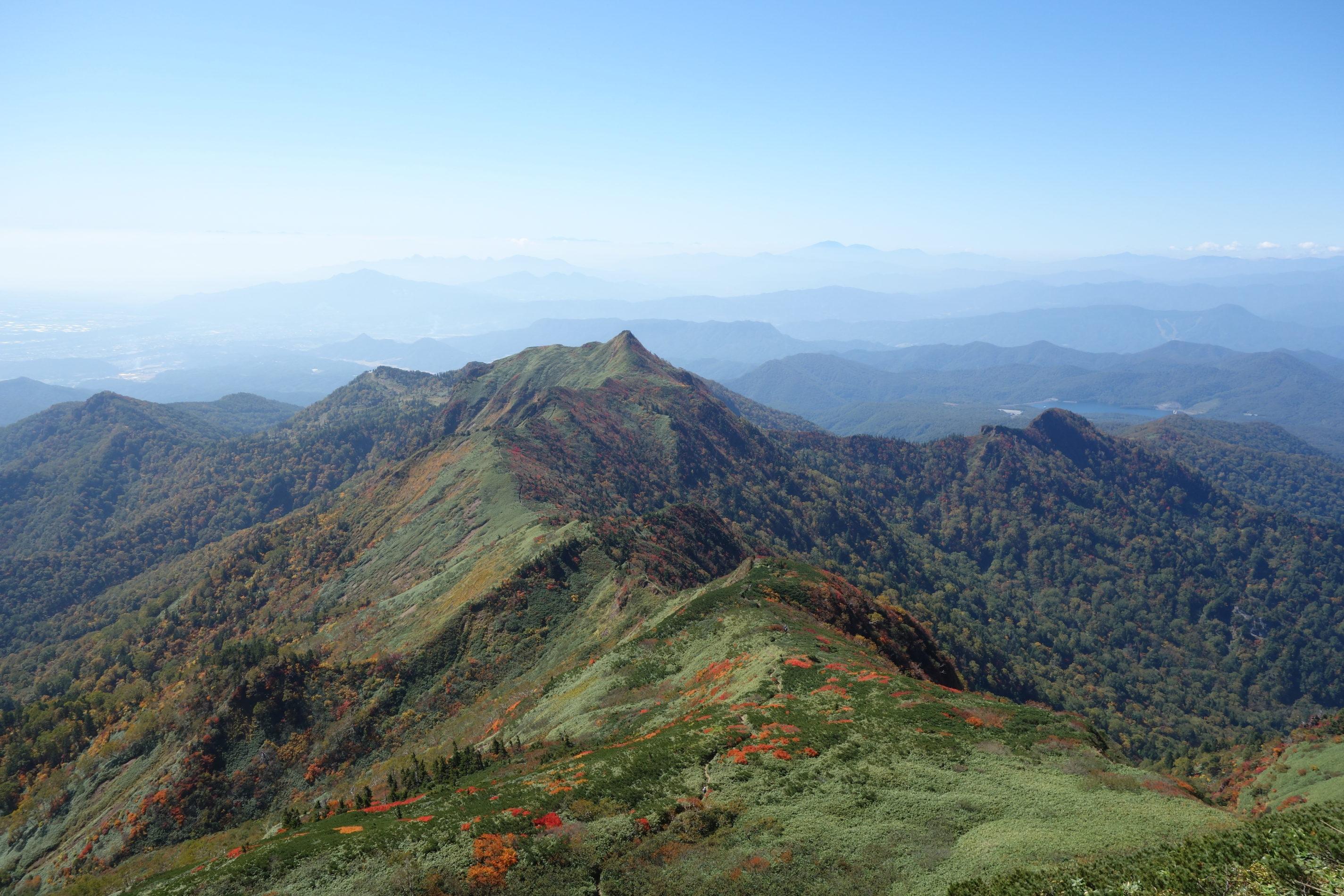 武尊山 家の串〜武尊山山頂