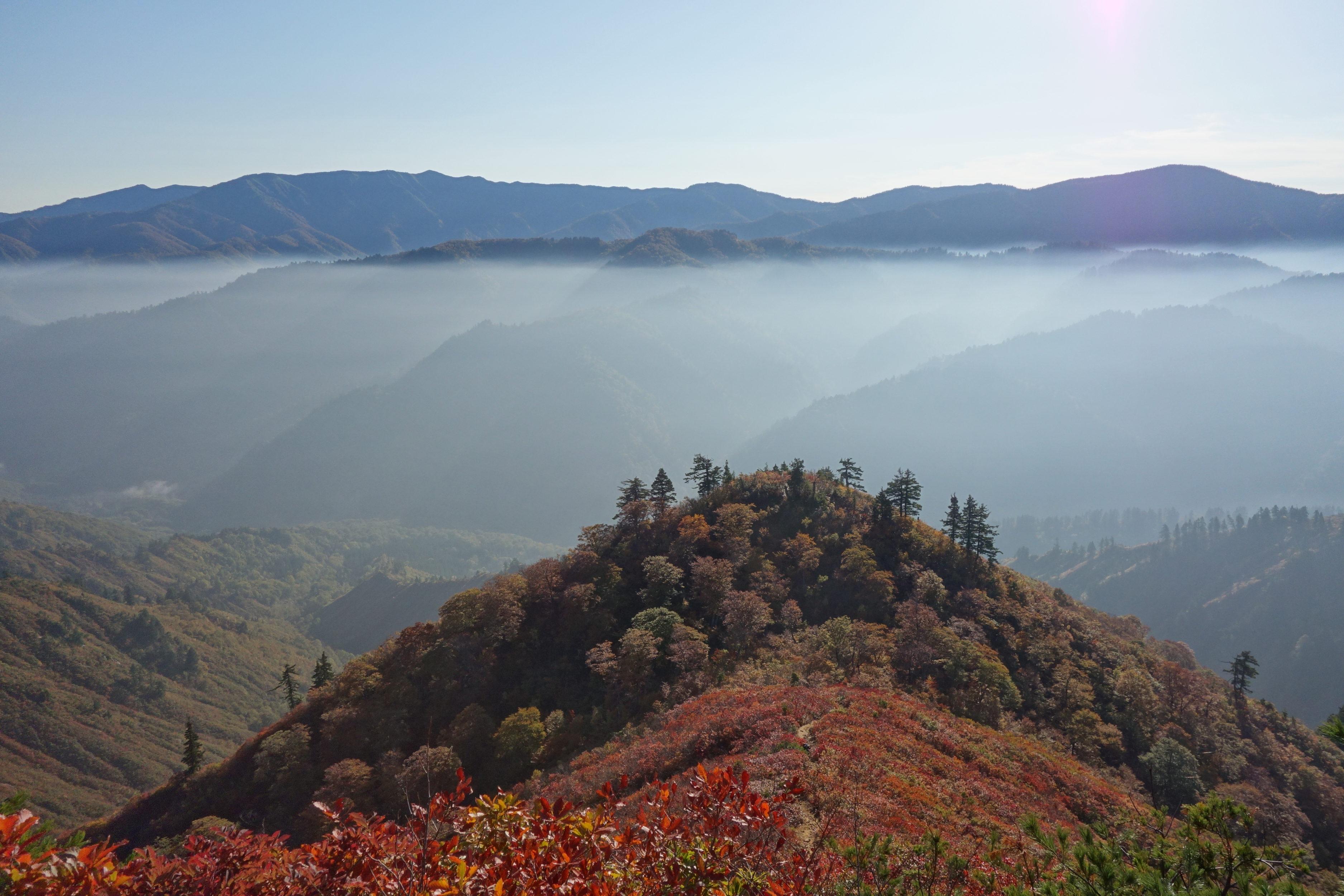 平ヶ岳 登山口〜白沢清水