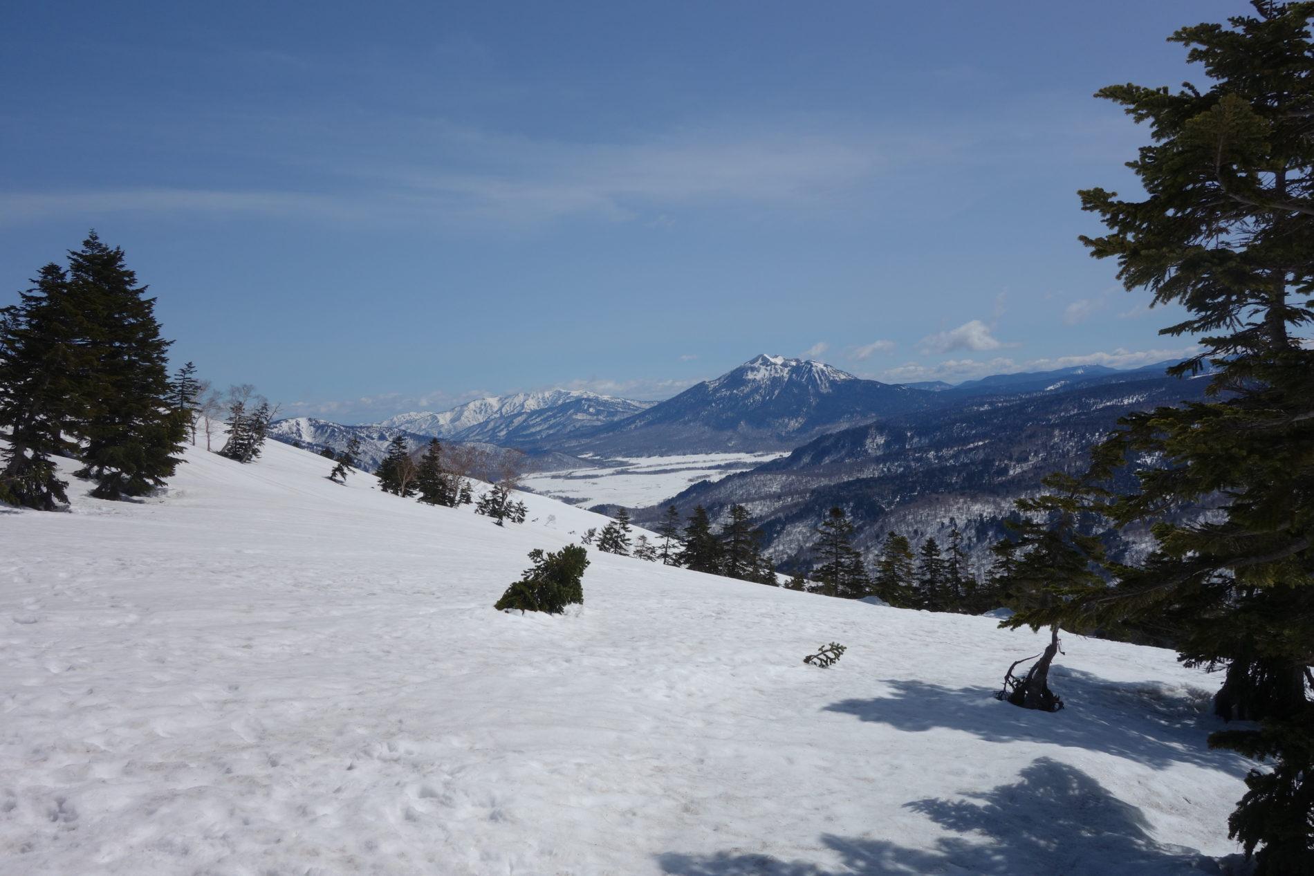 至仏山 小至仏山付近〜至仏山