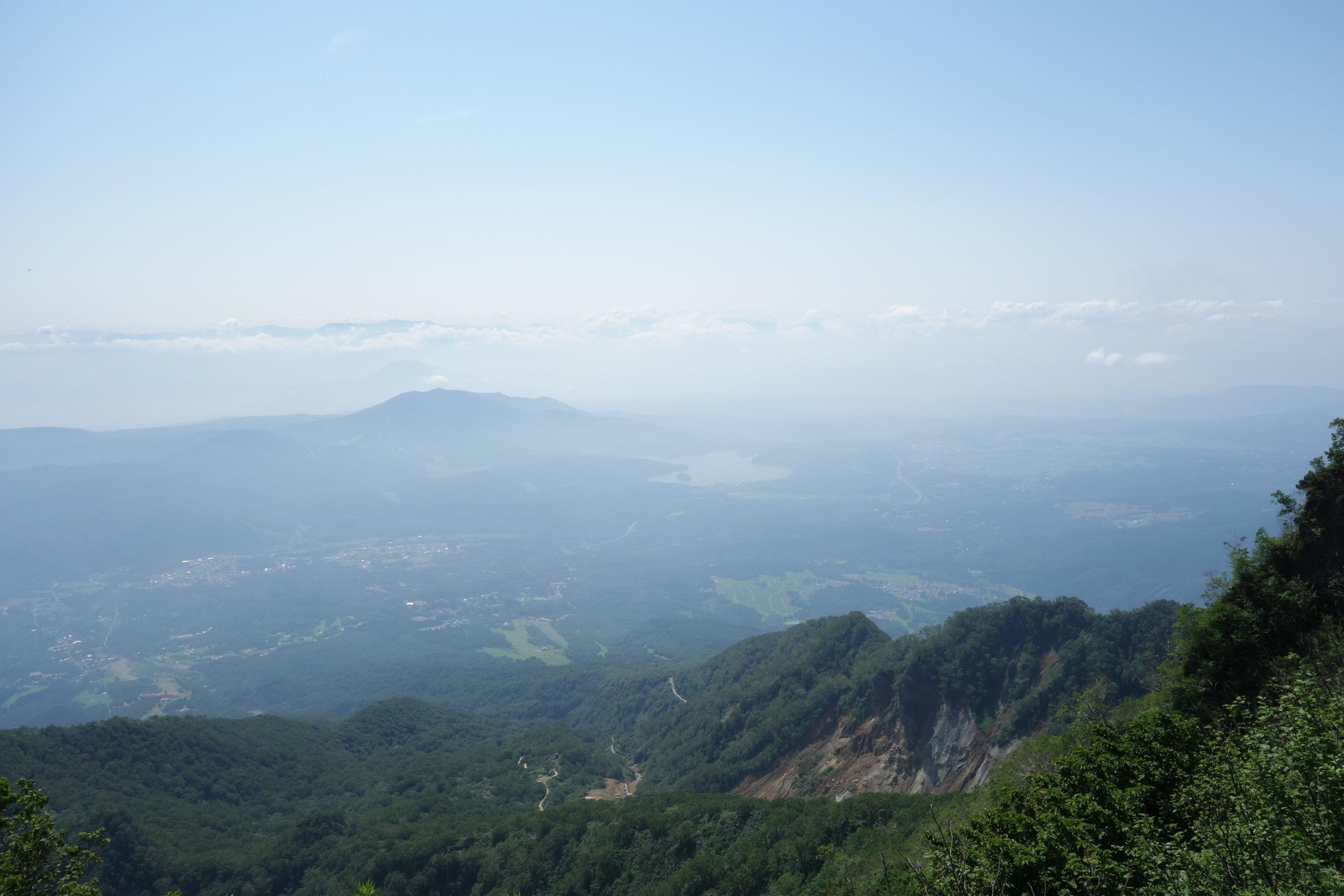 妙高山 山頂