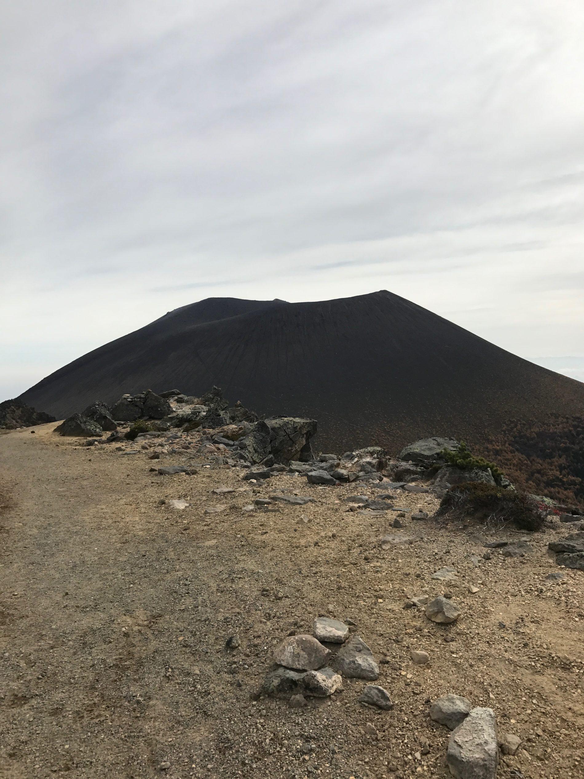 浅間山 トーミの頭〜仙人岳