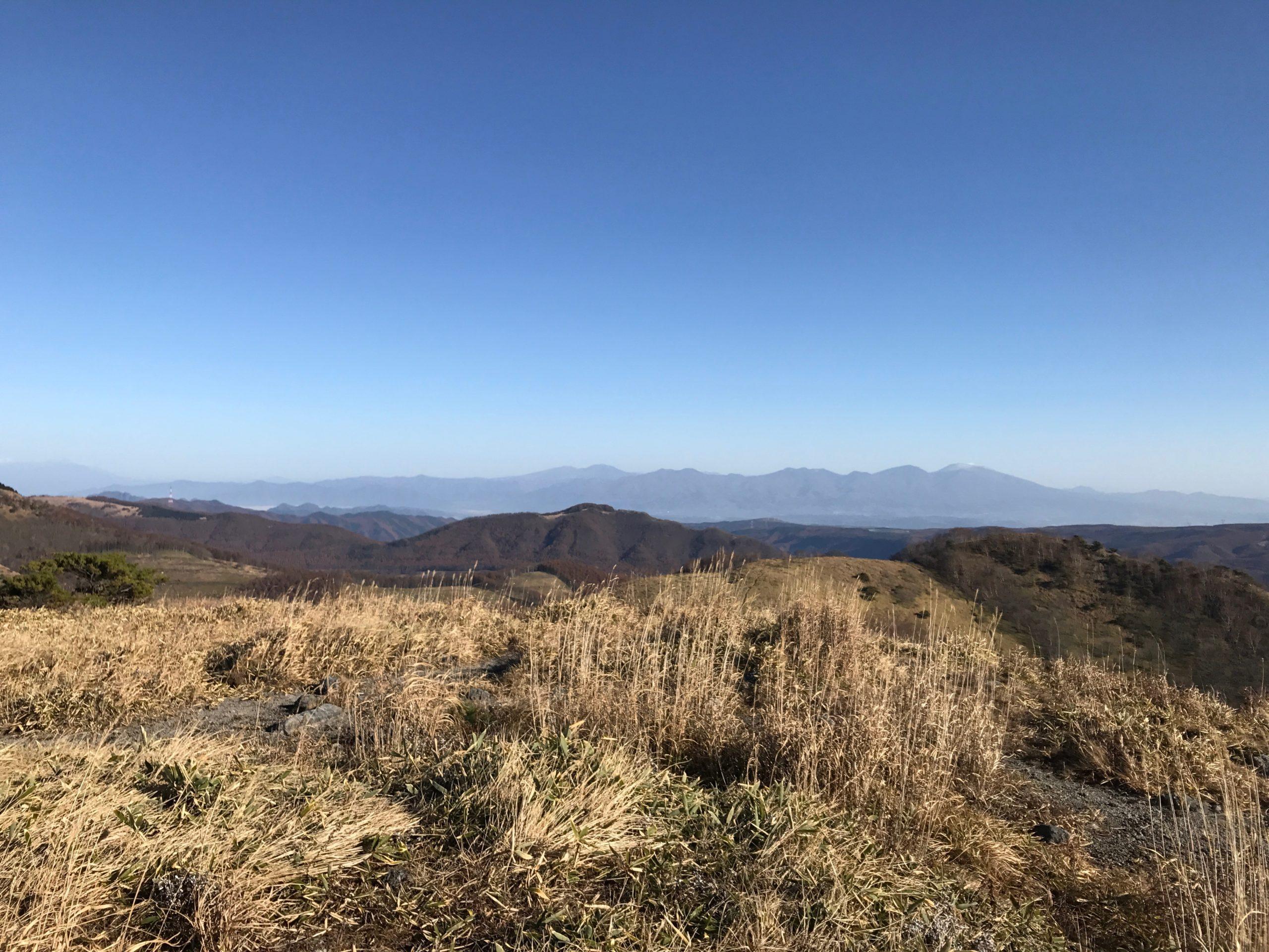 霧ヶ峰 車山山頂〜八島湿原周回