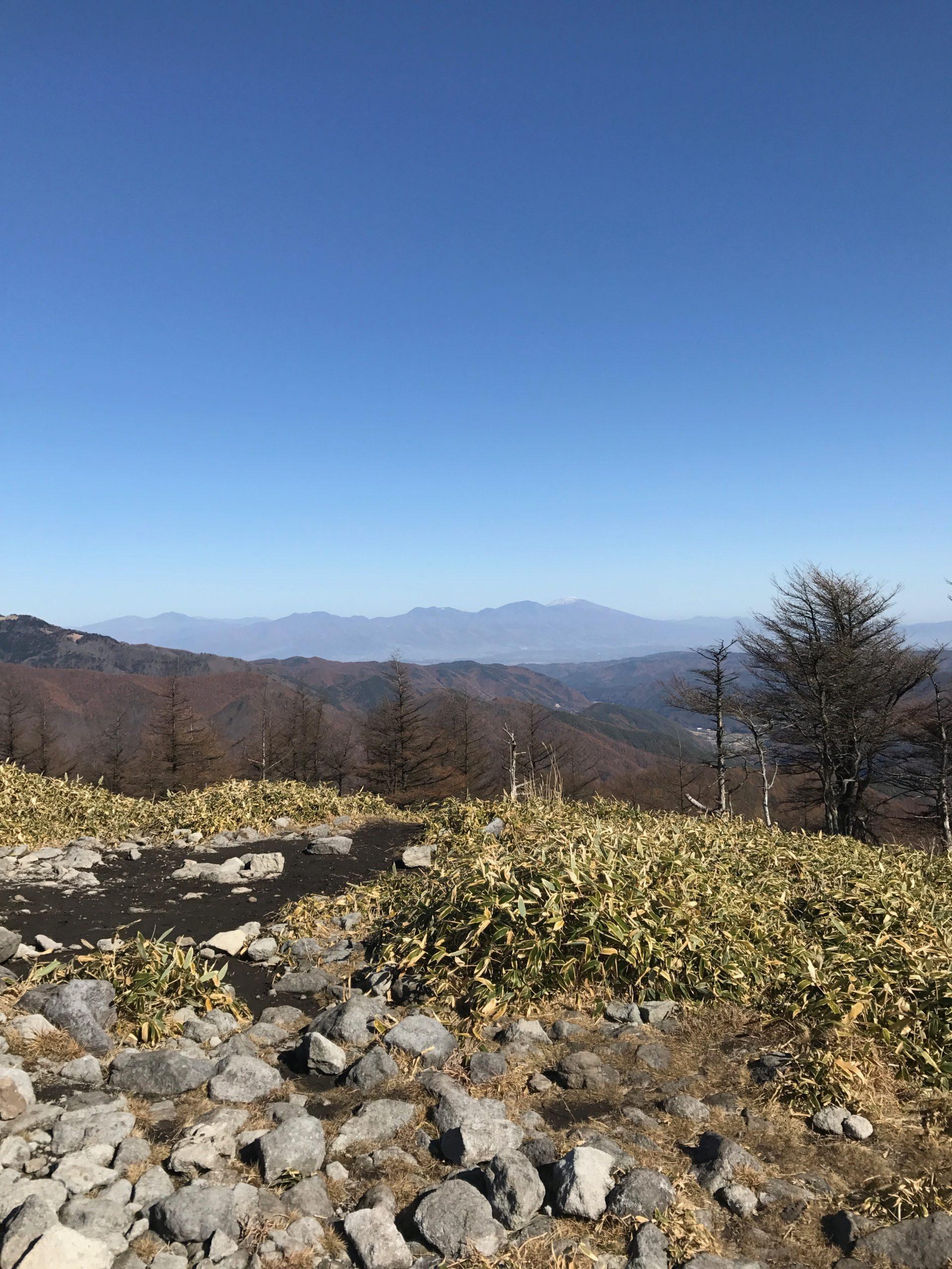 三峰茶屋 大展望台