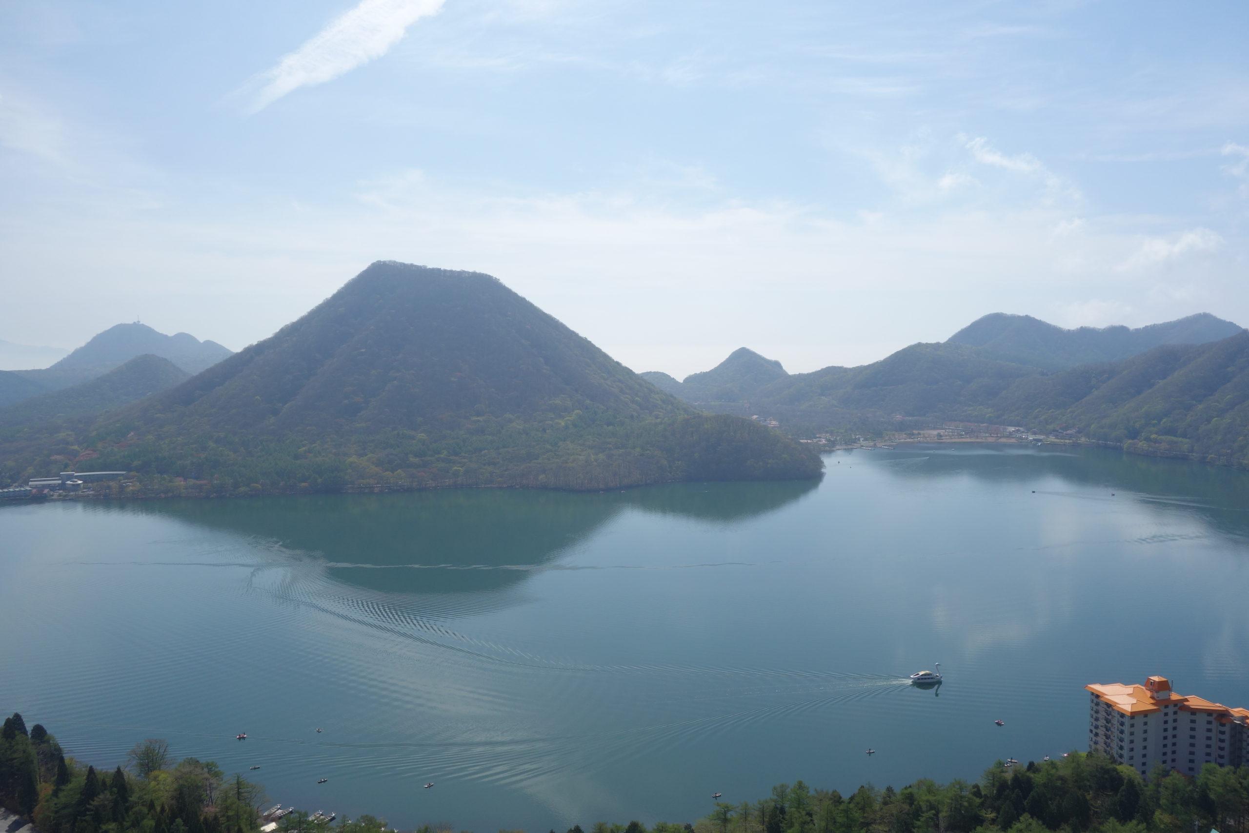 榛名湖一周 掃部岳登山口〜掃部岳山頂