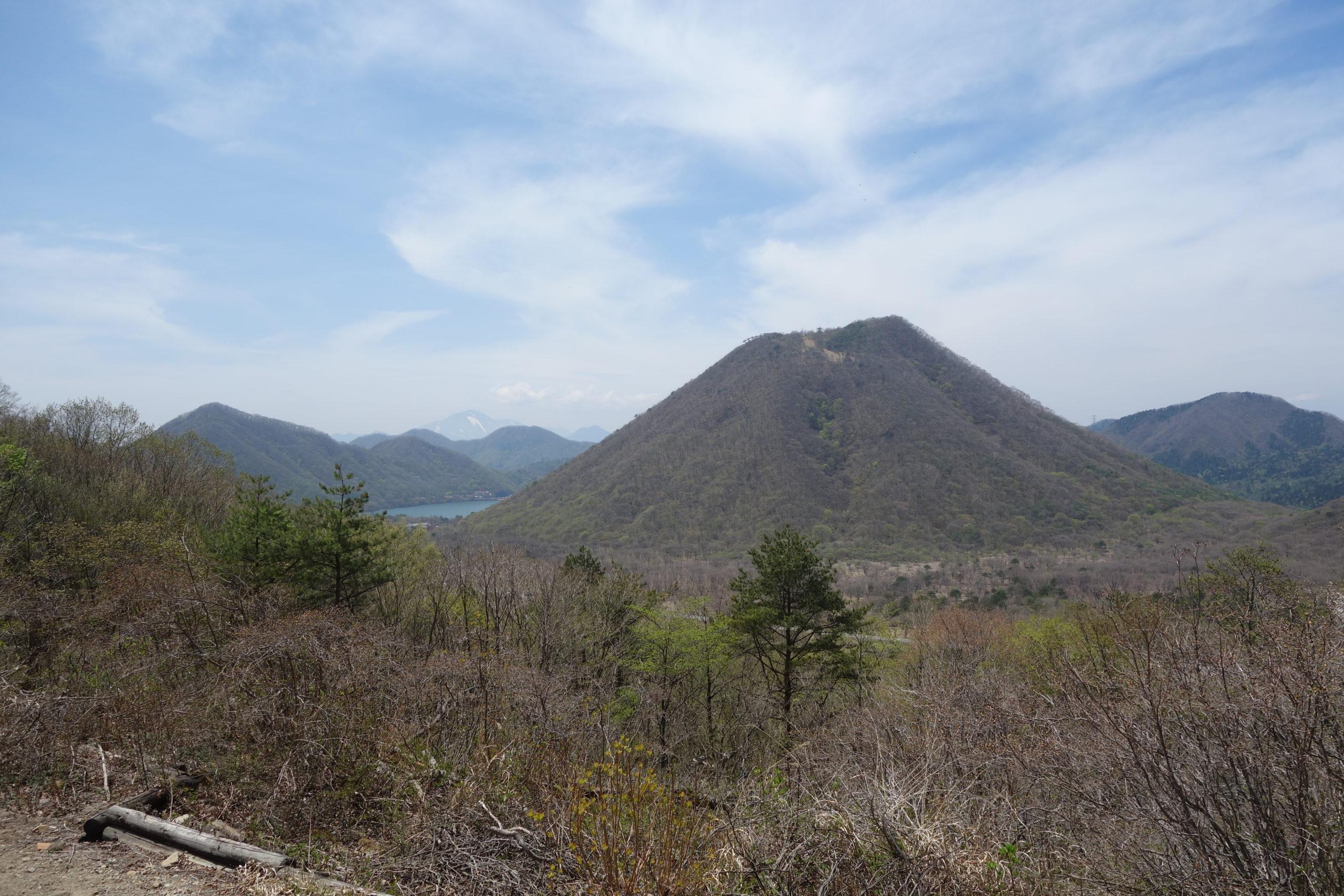 榛名湖一周 天目山〜三ツ峰山〜相馬山