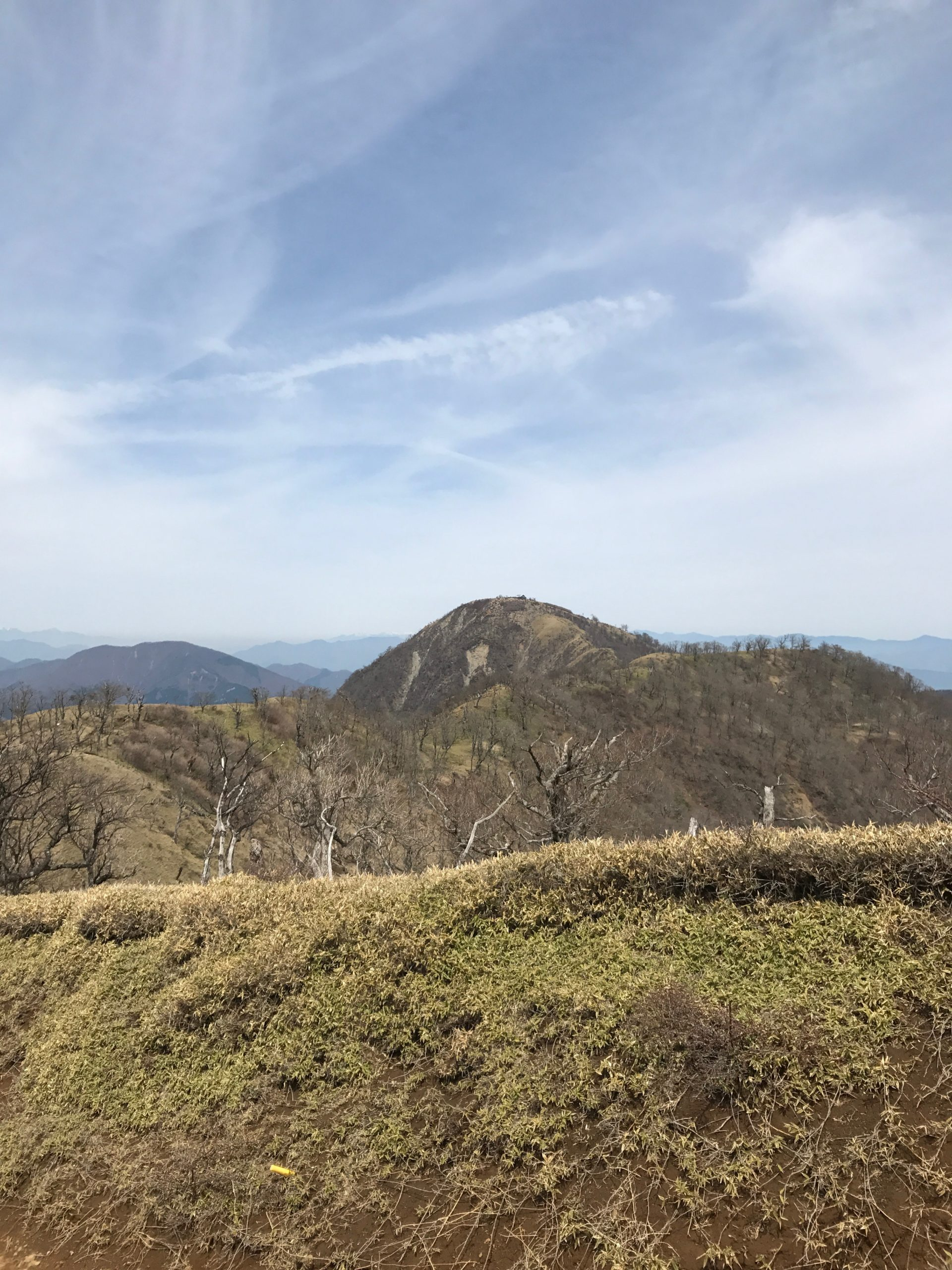 丹沢山 丹沢山〜蛭ヶ岳