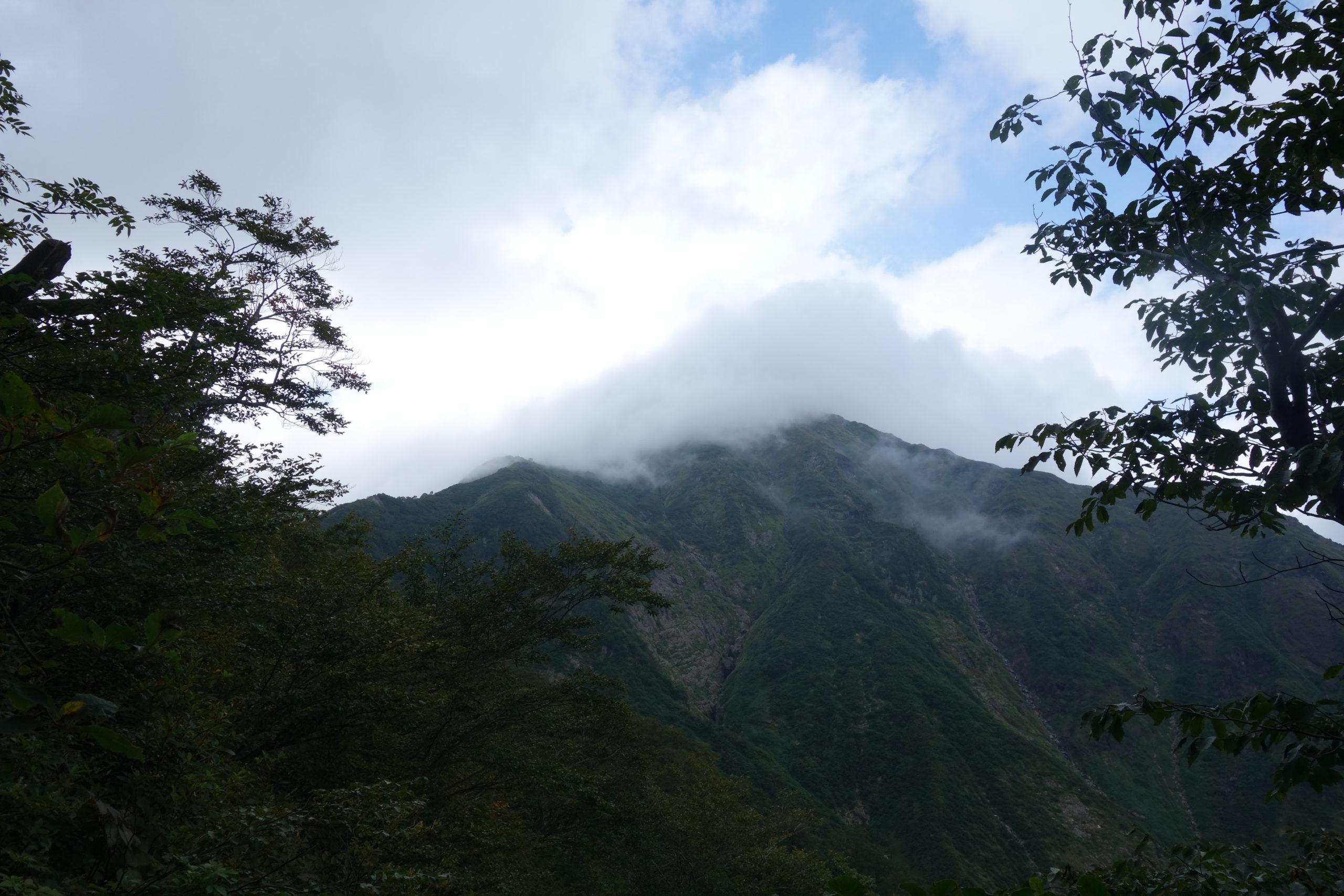谷川岳 ロープウェイ〜熊穴沢避難小屋