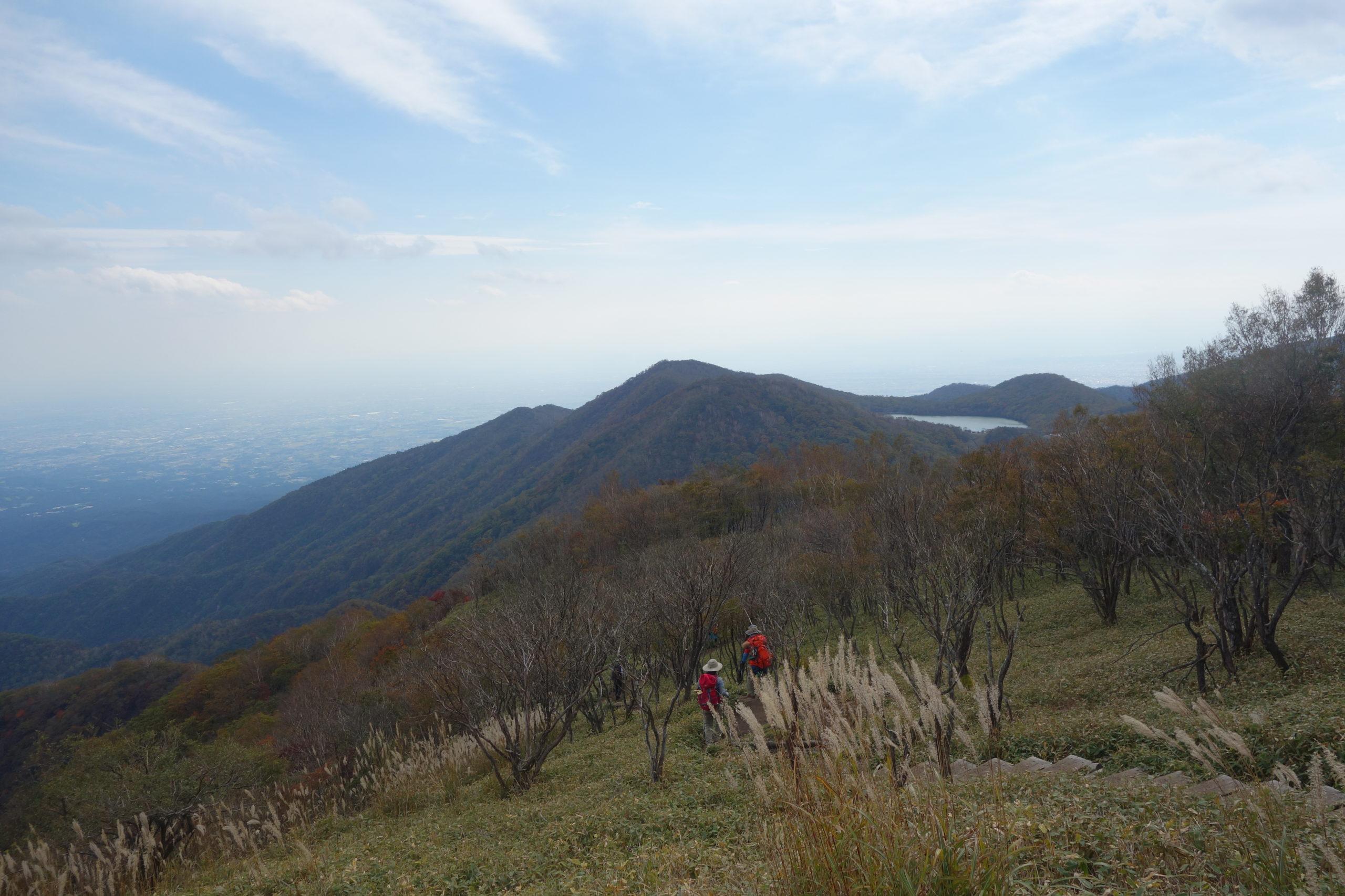 赤城山 黒檜山〜覚満淵