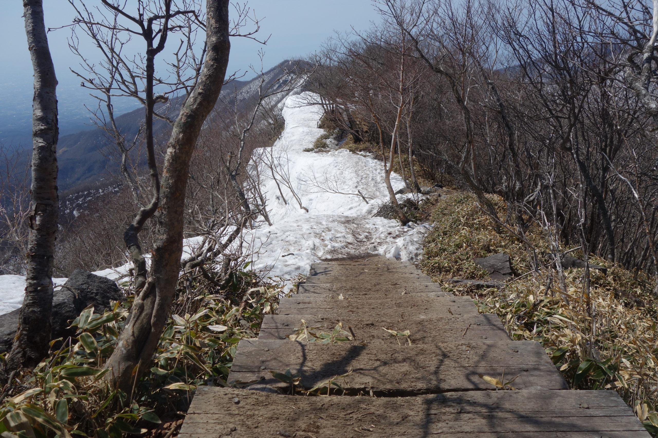 赤城山 駒ケ岳登山口〜駒ケ岳山頂