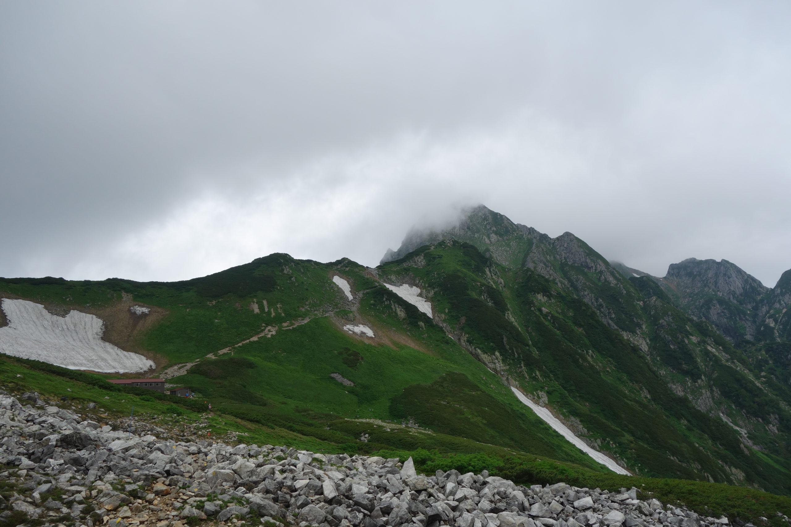 剣沢キャンプ場〜剣岳 山頂