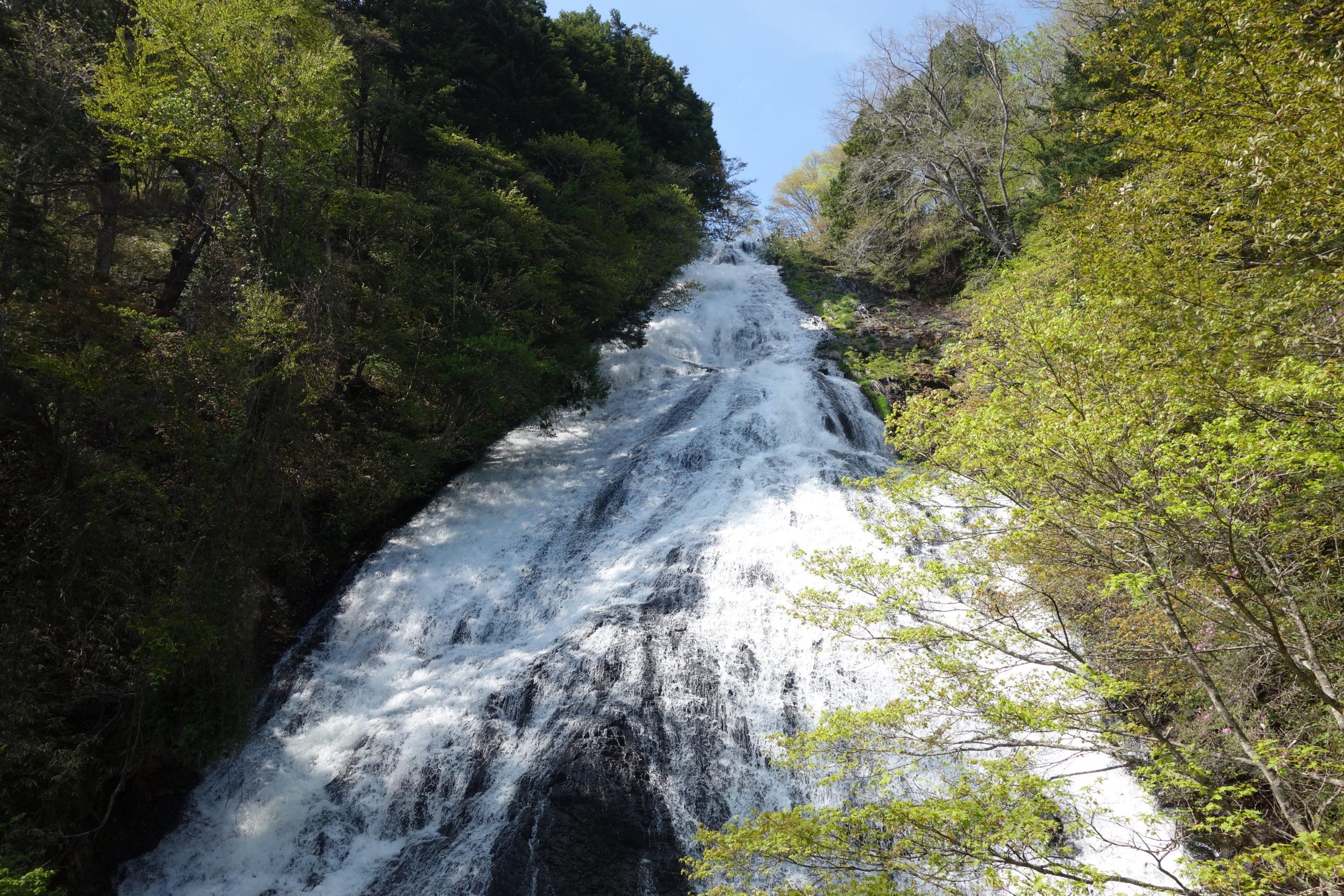 山王帽子山 戦場ヶ原〜湯滝〜湯ノ湖〜湯元駐車場