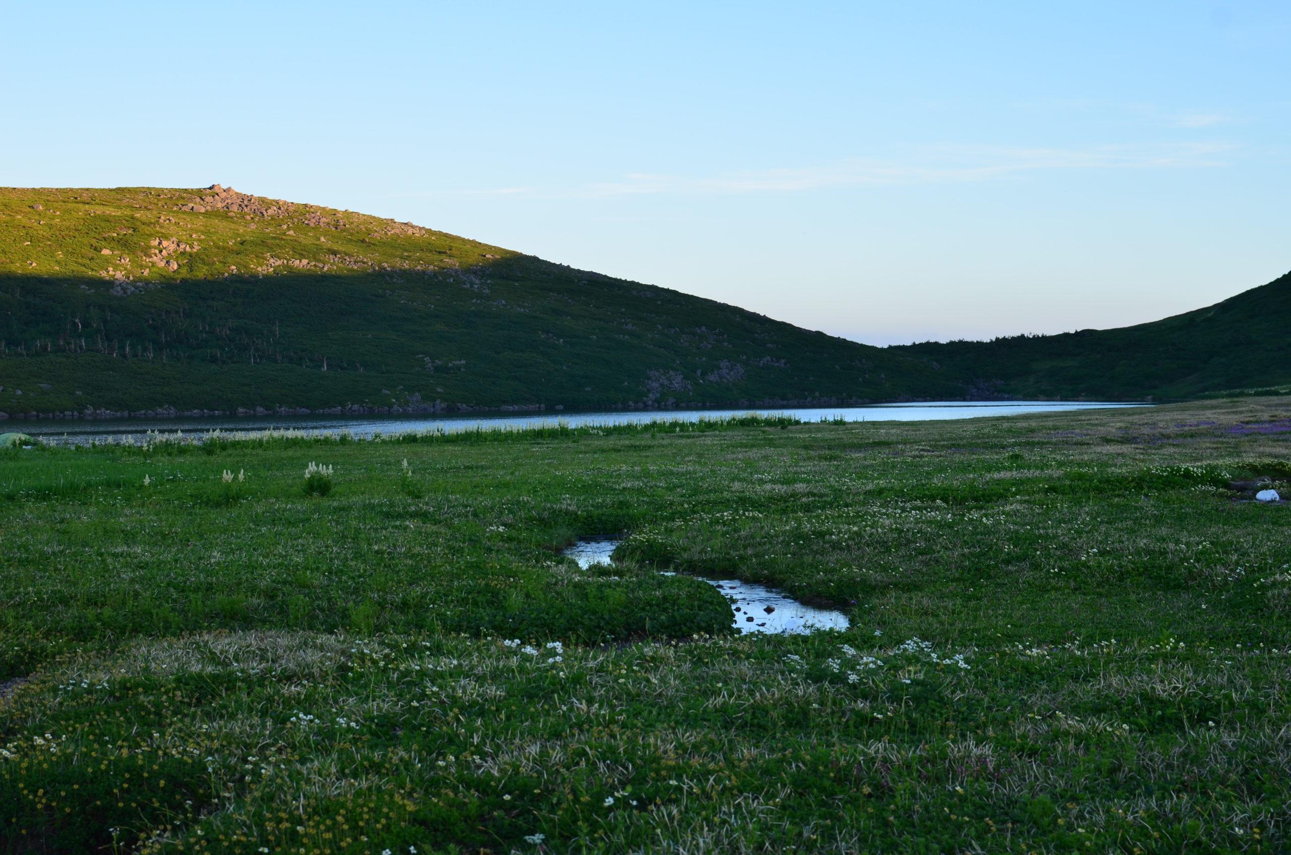 白馬大池 散策