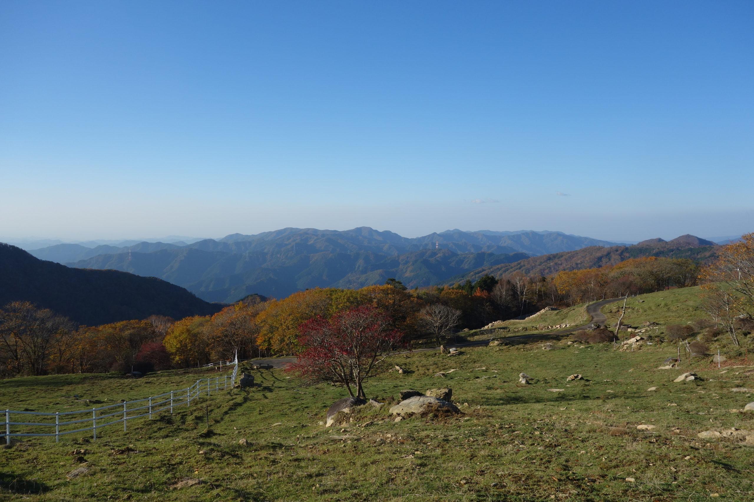 方寒山〜横根山