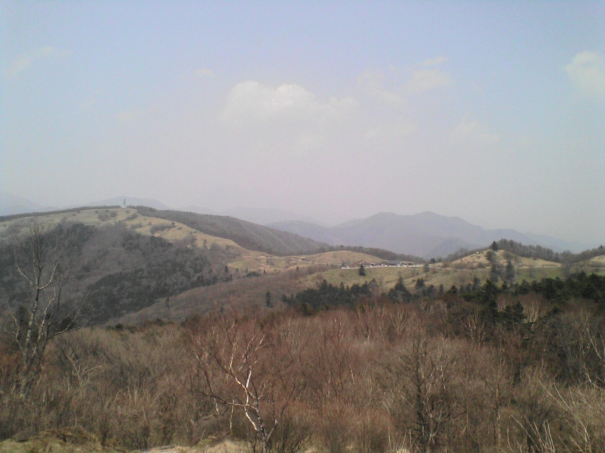 栃木百名山 横根山