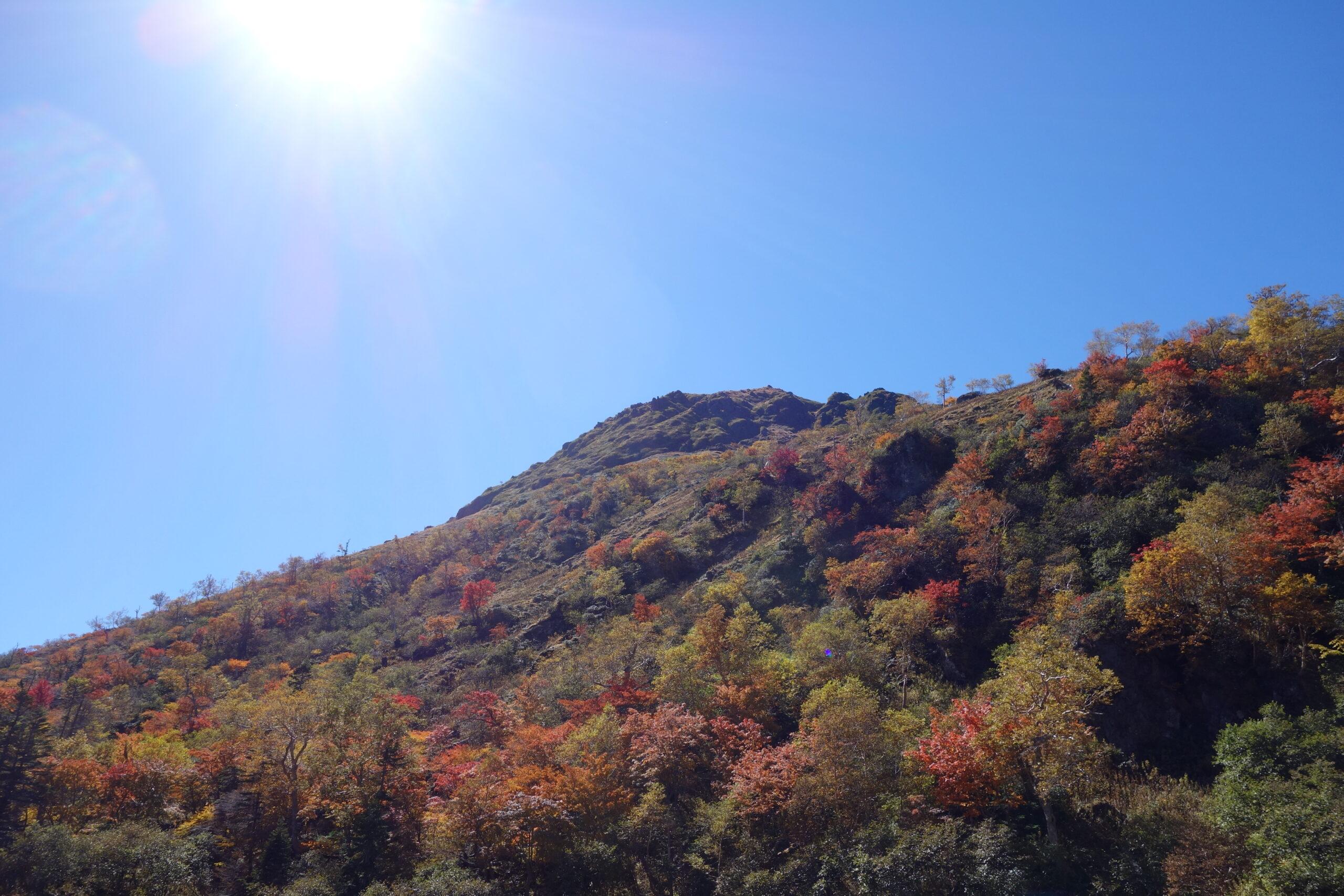 白根山 弥陀ヶ池散策〜白根山山頂