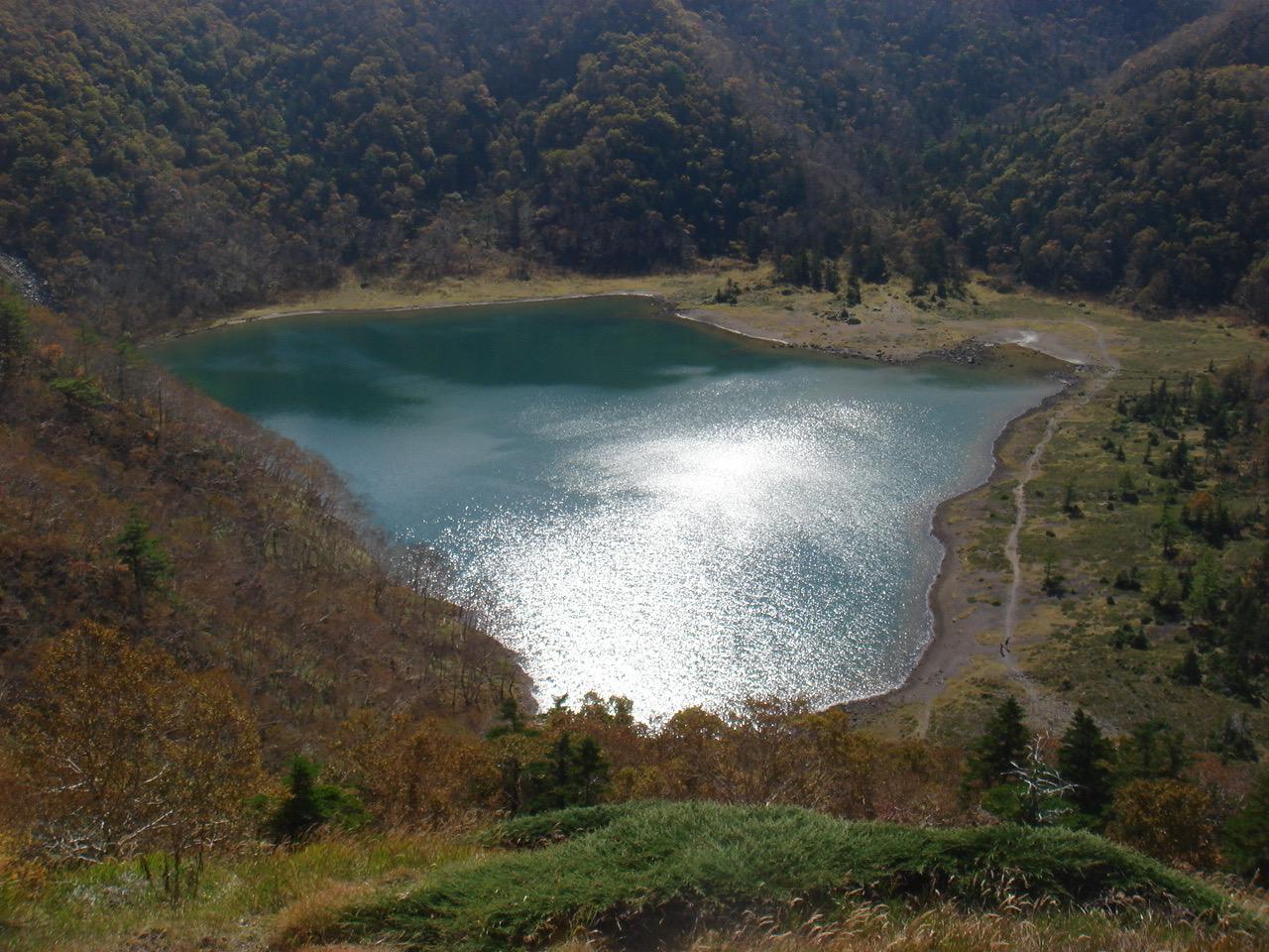 白根山(湯元登山口〜) 五色山〜五色沼