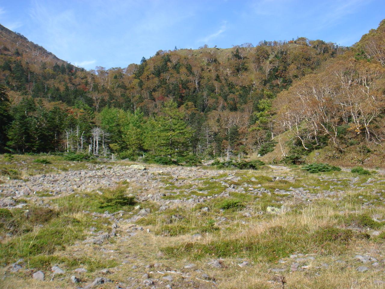 白根山(湯元登山口〜) 五色沼〜弥陀ヶ池〜座禅山