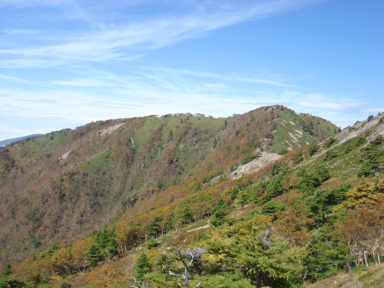 白根山(湯元登山口〜) 避難小屋〜前白根山 山頂