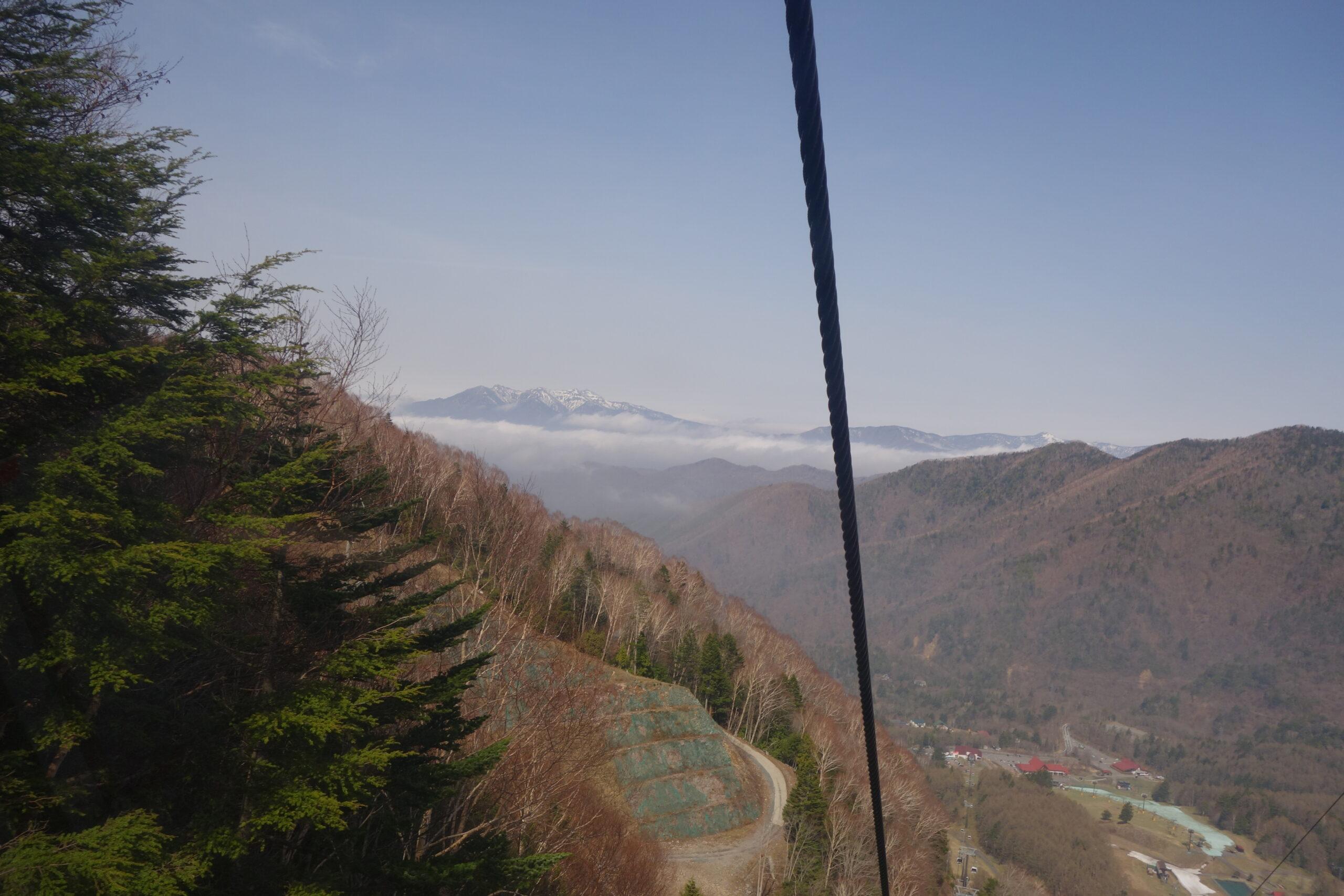 日光白根山 丸沼高原スキー場〜日光白根山