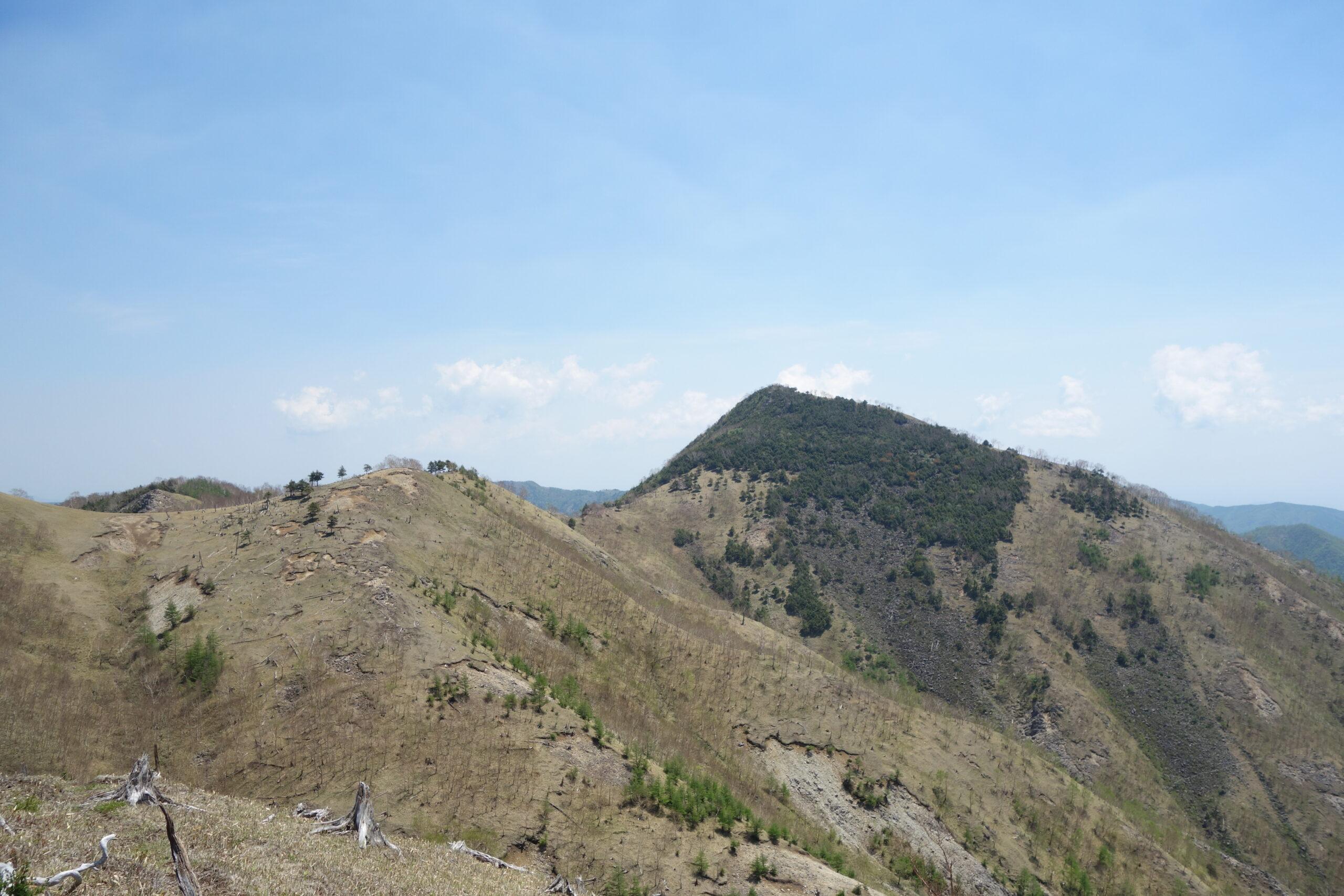 黒檜岳 社山〜黒檜岳山頂
