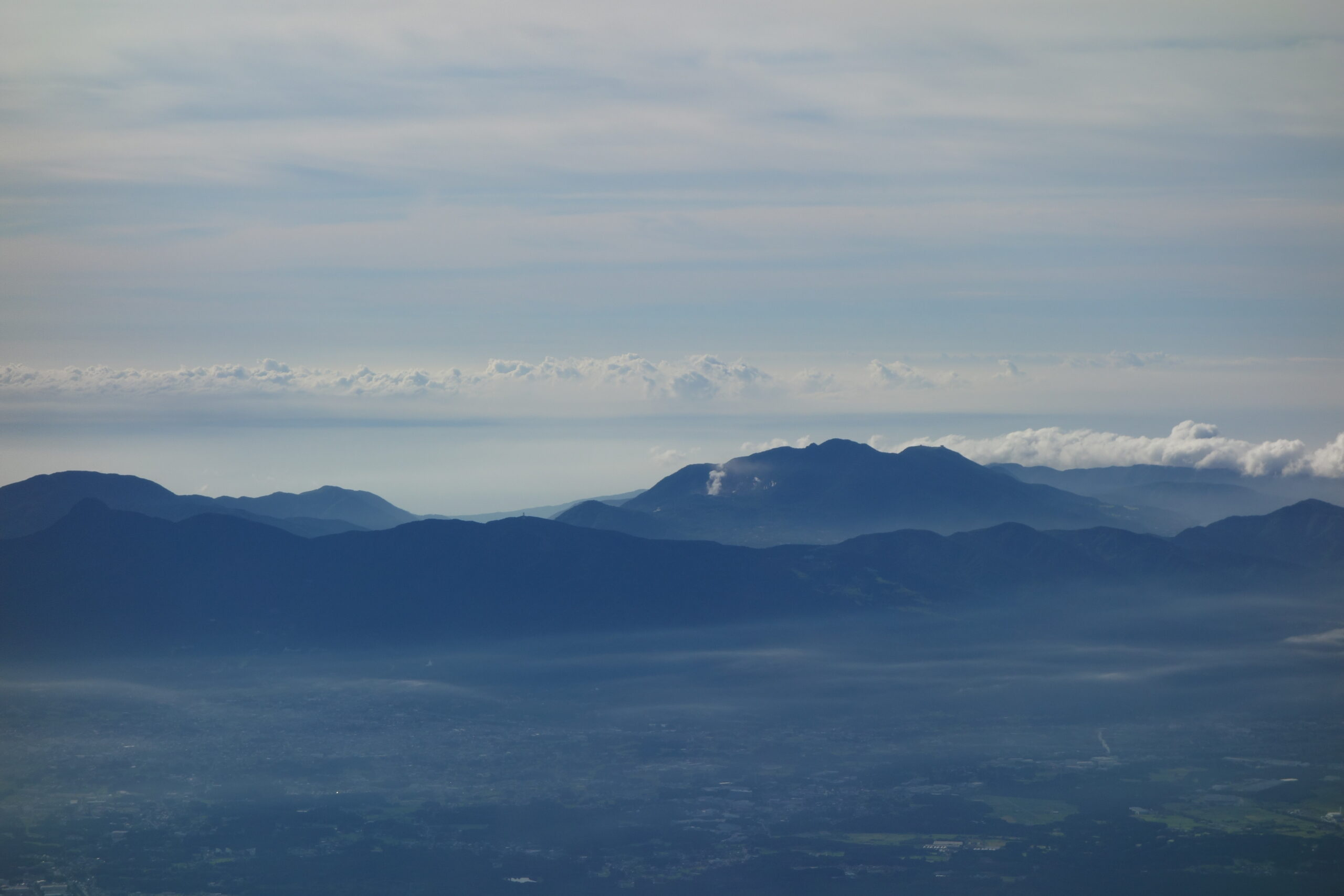 富士山 御殿場登山口五合目〜富士山 山頂