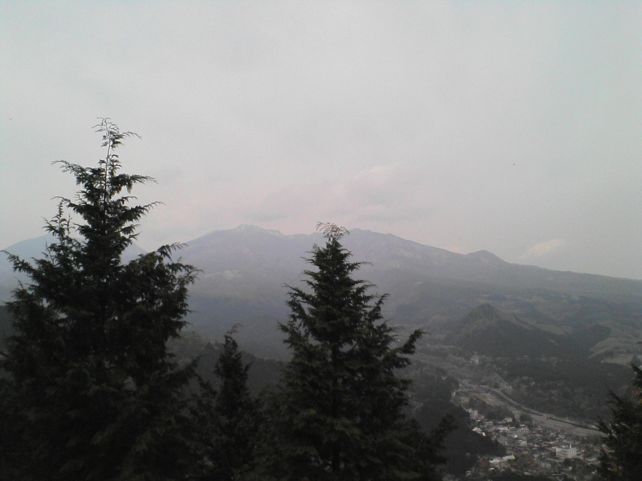 栃木百名山 鳴虫山