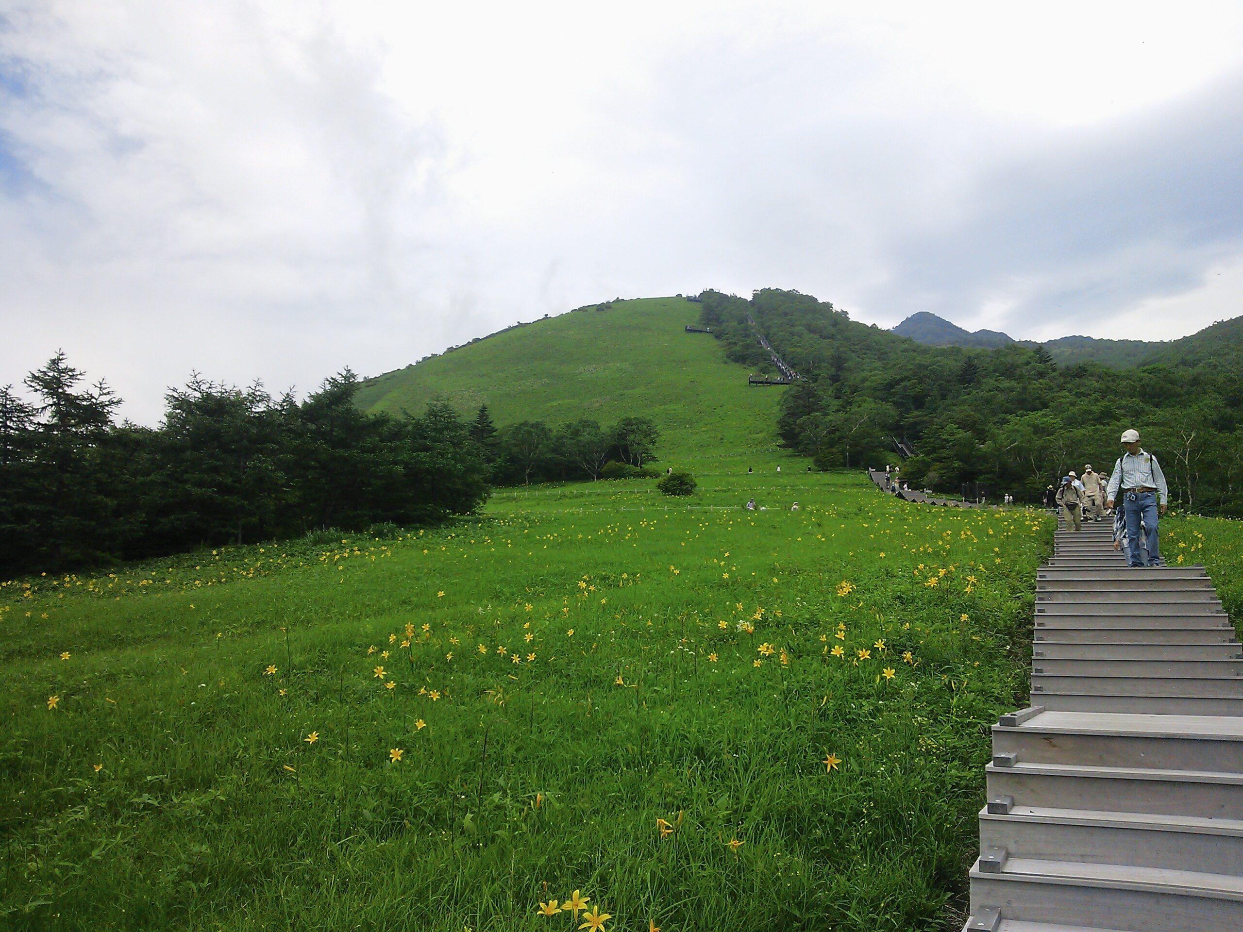 霧降高原〜女峰山